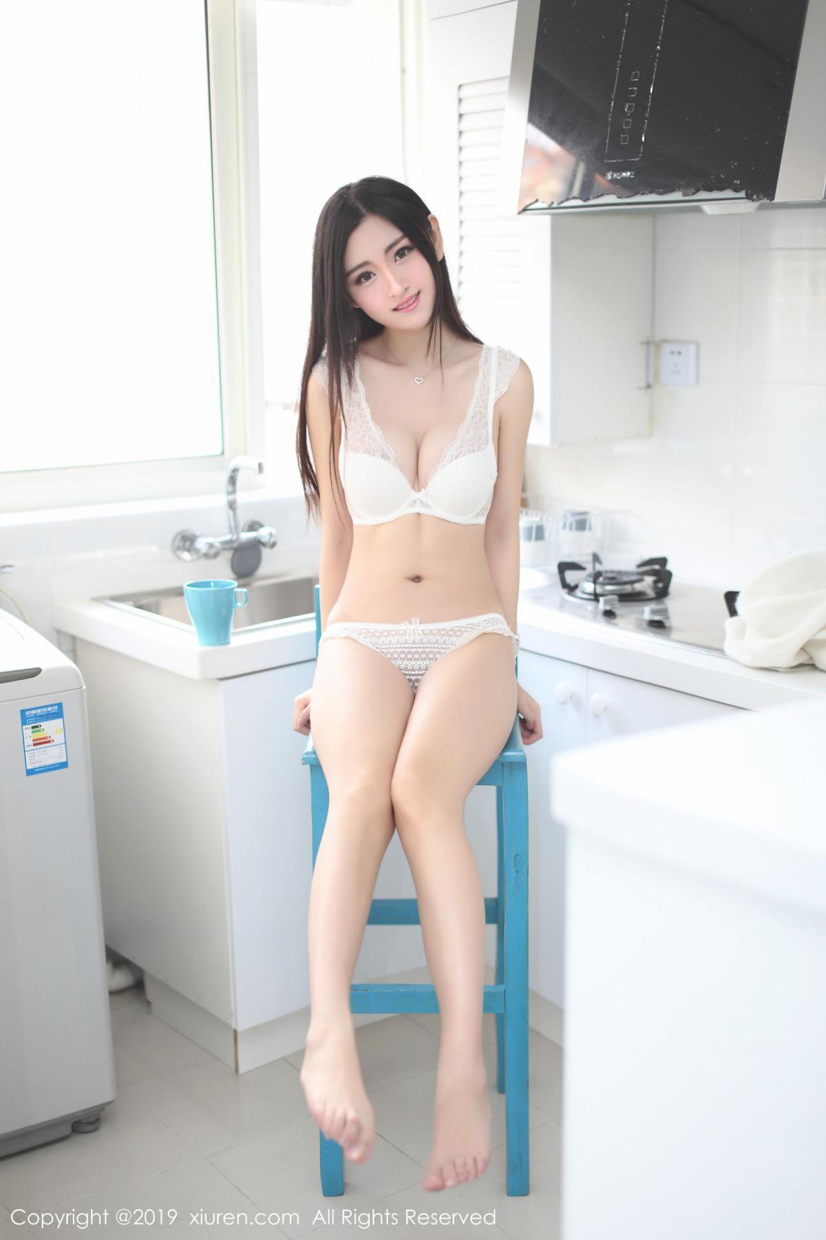 [XiuRen] Vol.1480 Shen Meng Yao 17P, Shen Meng Yao, Tall, Uniform, Xiuren