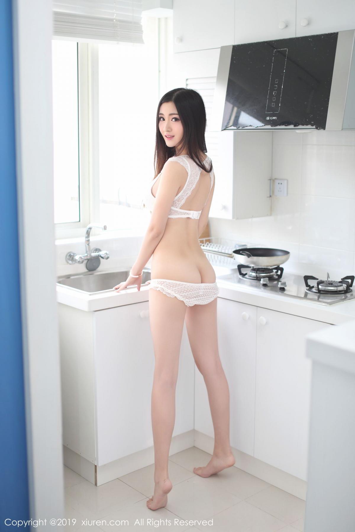 [XiuRen] Vol.1480 Shen Meng Yao 20P, Shen Meng Yao, Tall, Uniform, Xiuren