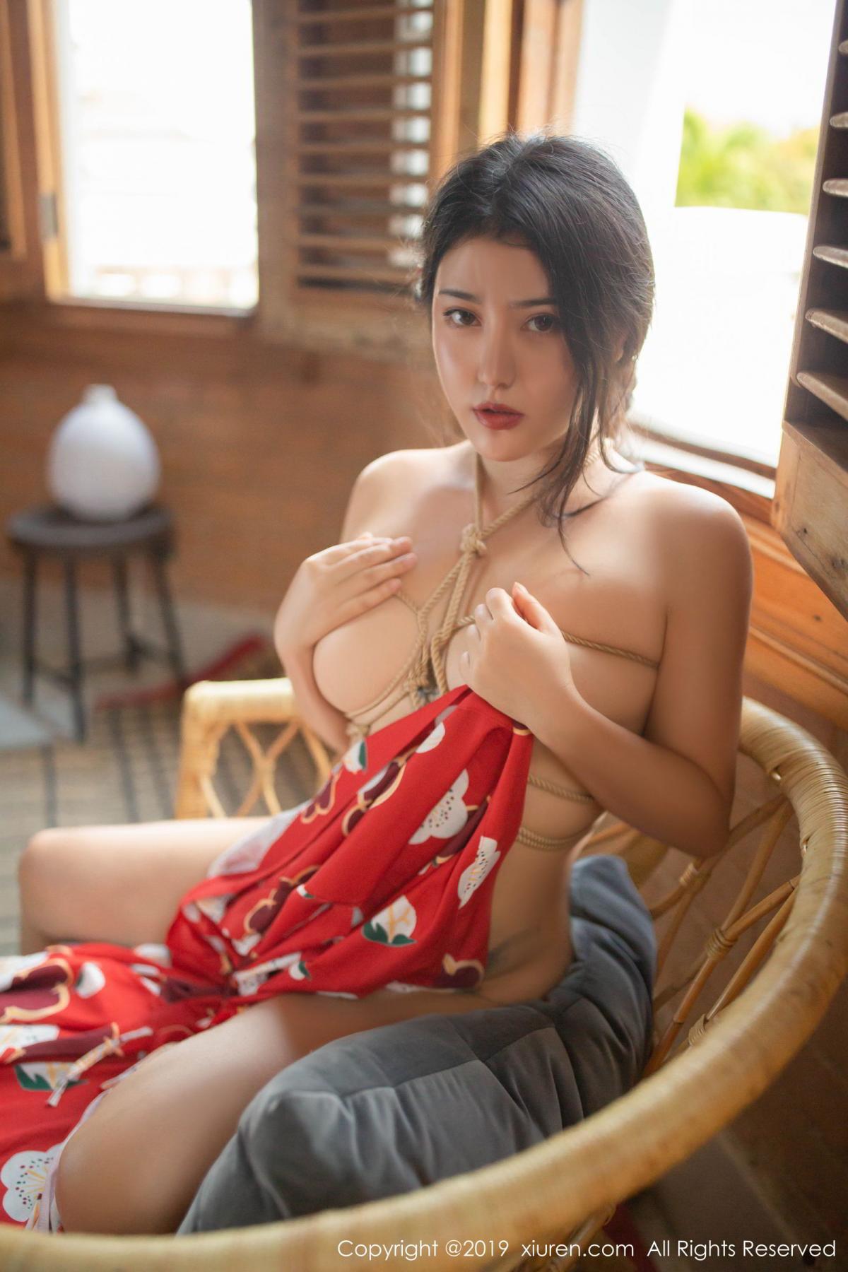 [XiuRen] Vol.1492 Ma Lu Na 23P, Adult, Kimono, Ma Lu Na, Xiuren