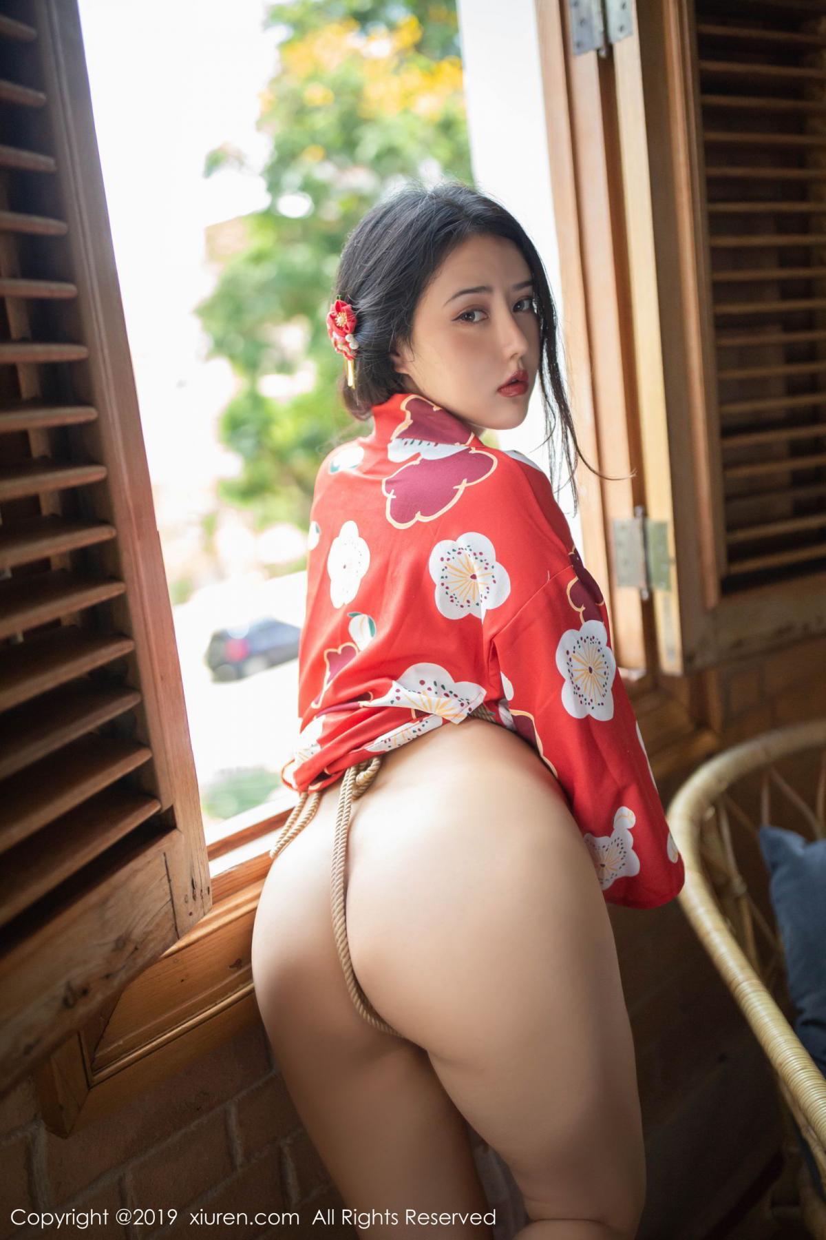 [XiuRen] Vol.1492 Ma Lu Na 35P, Adult, Kimono, Ma Lu Na, Xiuren
