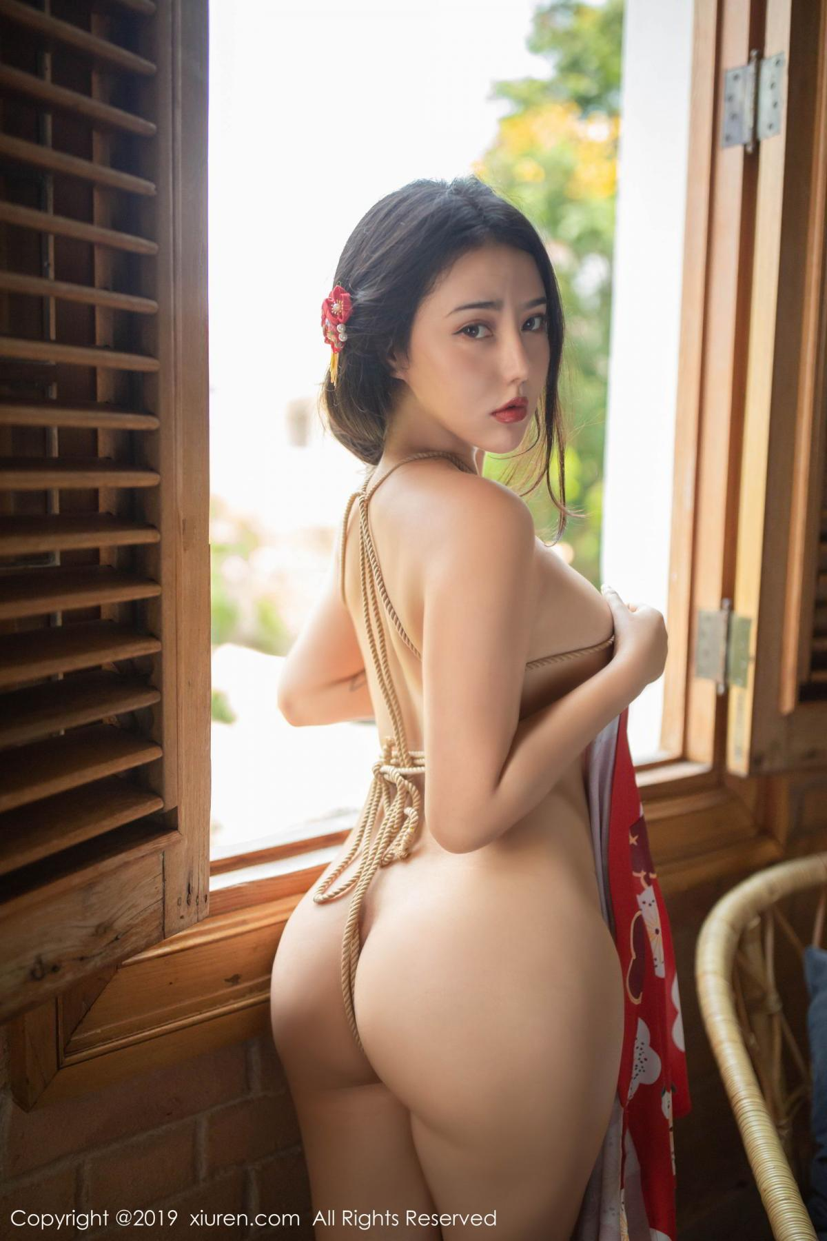 [XiuRen] Vol.1492 Ma Lu Na 37P, Adult, Kimono, Ma Lu Na, Xiuren