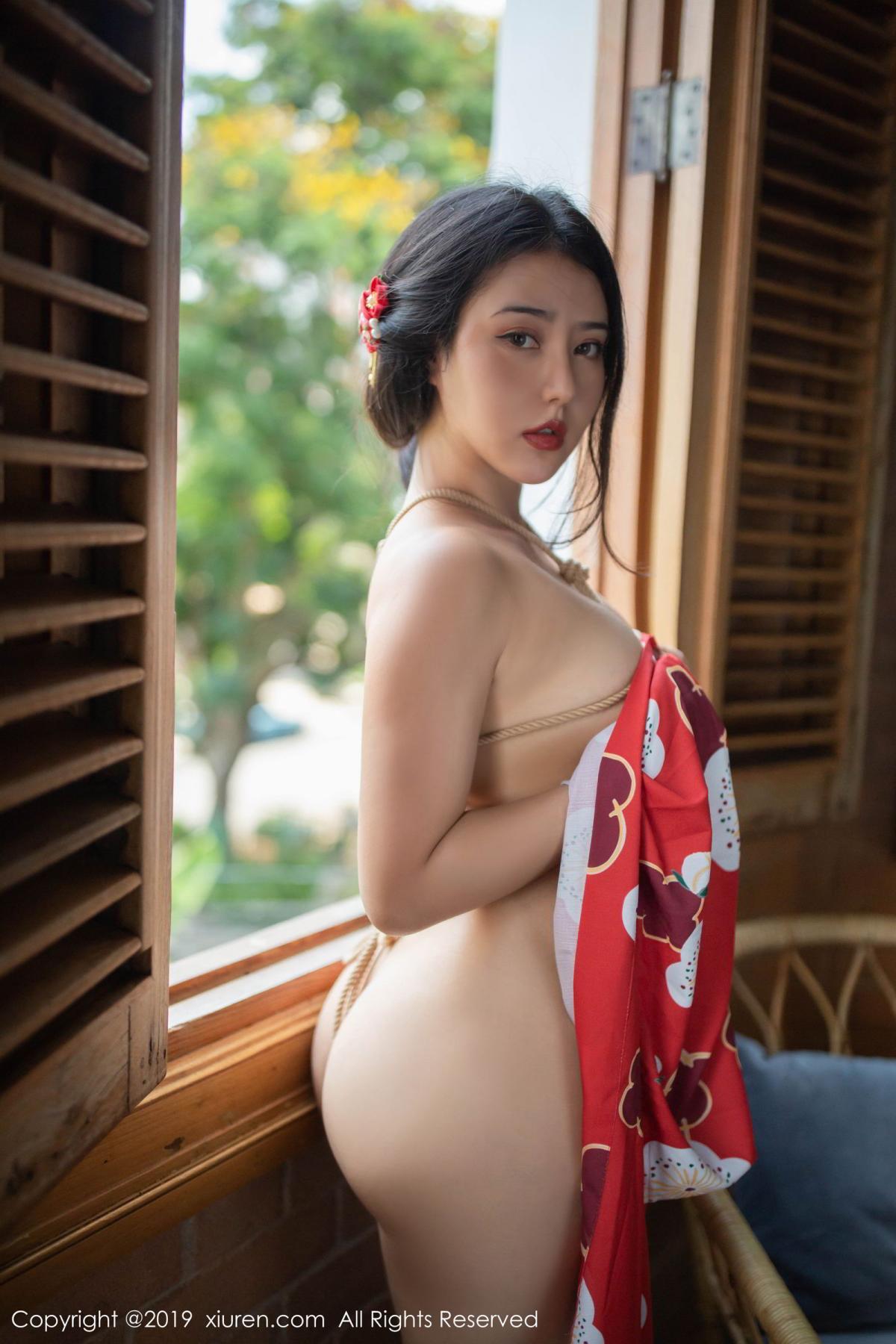 [XiuRen] Vol.1492 Ma Lu Na 40P, Adult, Kimono, Ma Lu Na, Xiuren