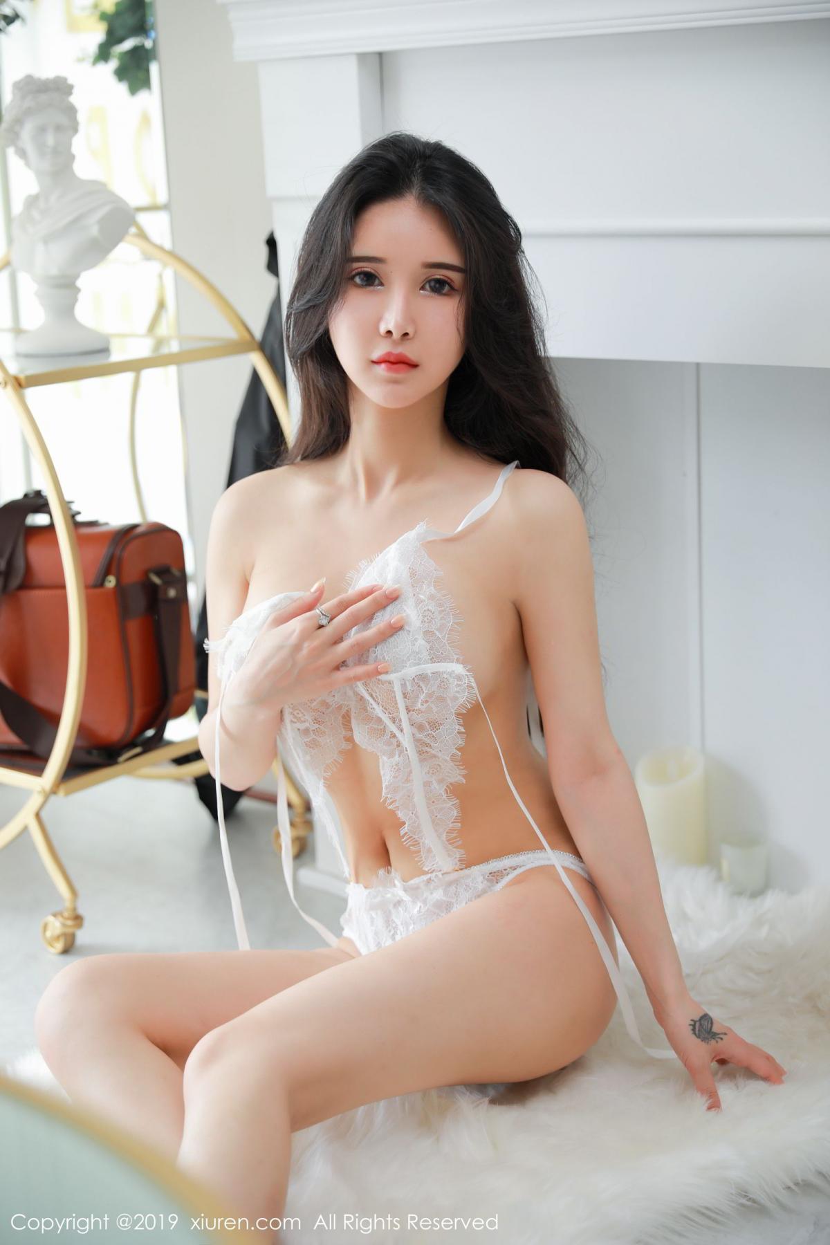 [XiuRen] Vol.1493 Test 2P, Underwear, Xiuren