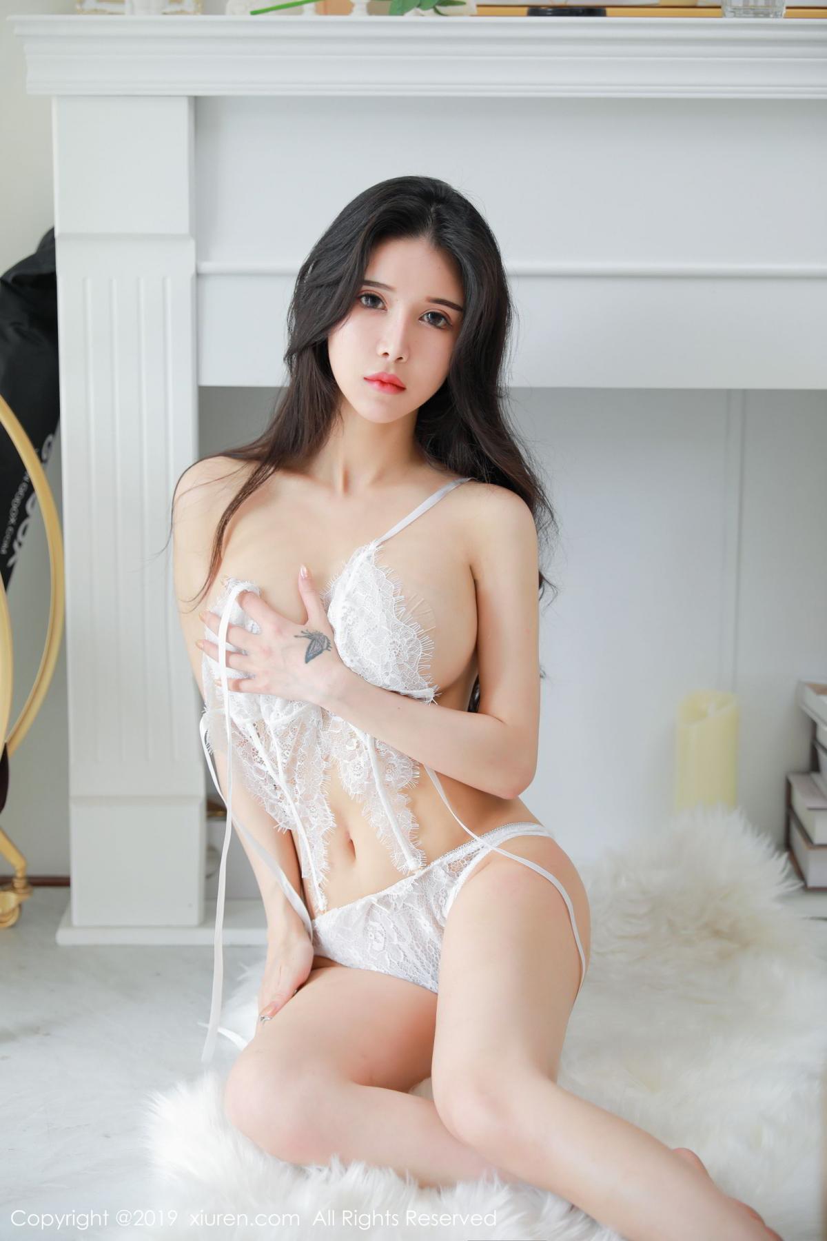 [XiuRen] Vol.1493 Test 3P, Underwear, Xiuren