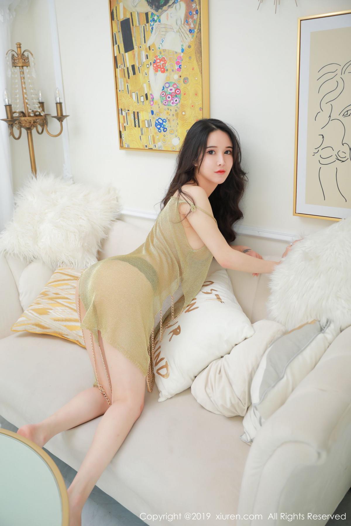 [XiuRen] Vol.1493 Test 43P, Underwear, Xiuren