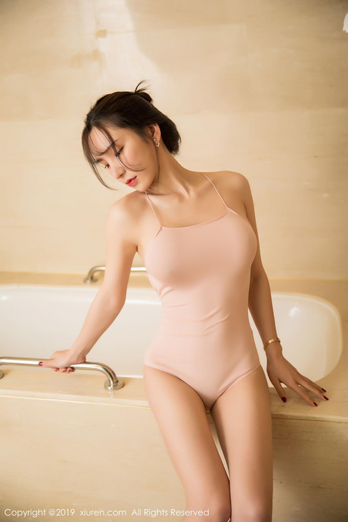 [XiuRen] Vol.1496 Zhou Yu Xi 13P, Bathroom, Xiuren, Zhou Yu Xi
