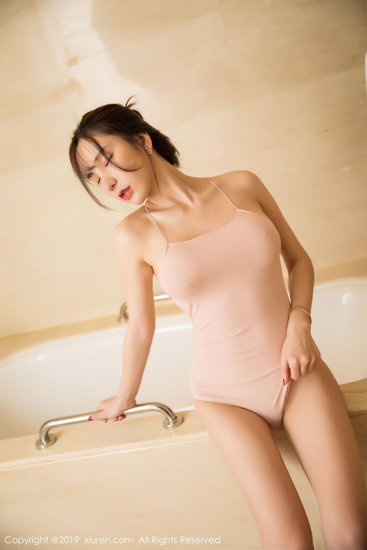[XiuRen] Vol.1496 Zhou Yu Xi 15P, Bathroom, Xiuren, Zhou Yu Xi