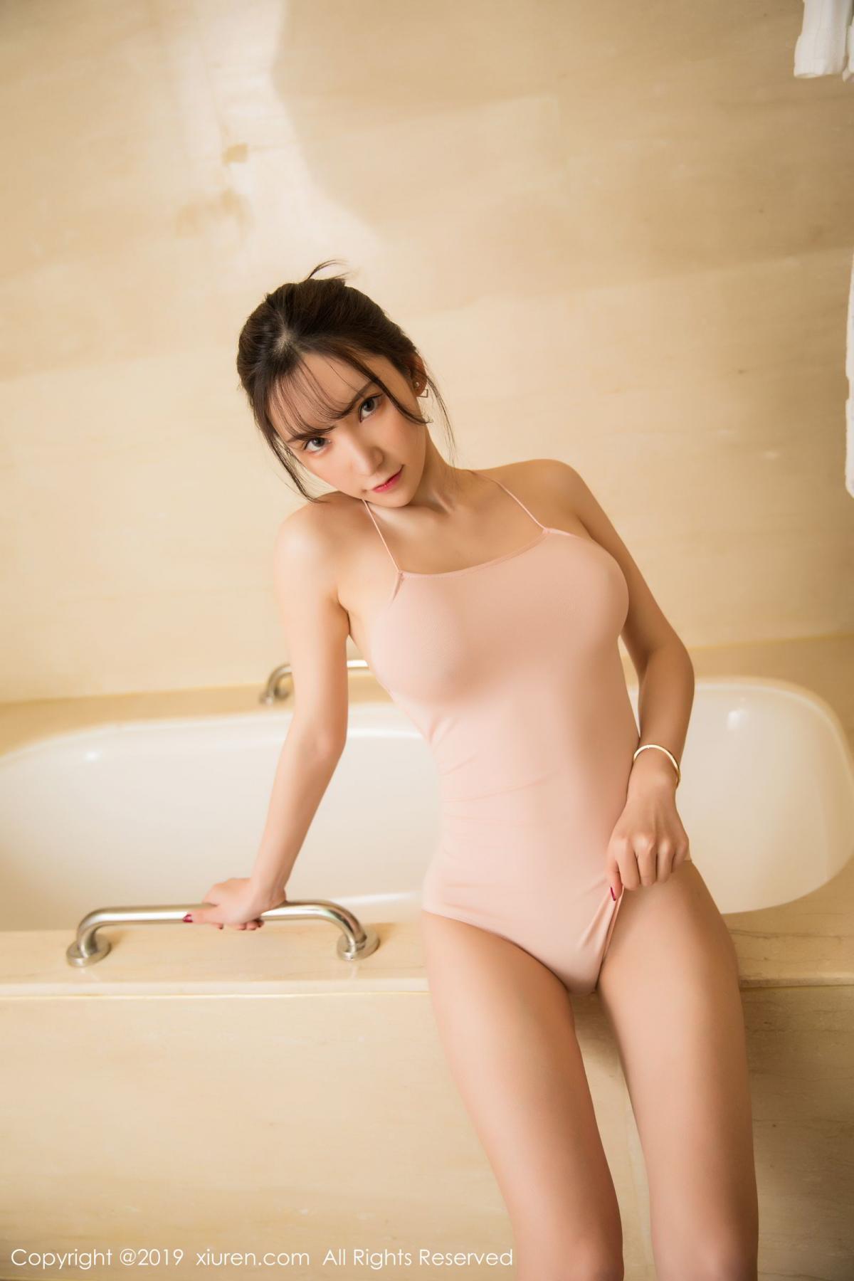 [XiuRen] Vol.1496 Zhou Yu Xi 16P, Bathroom, Xiuren, Zhou Yu Xi