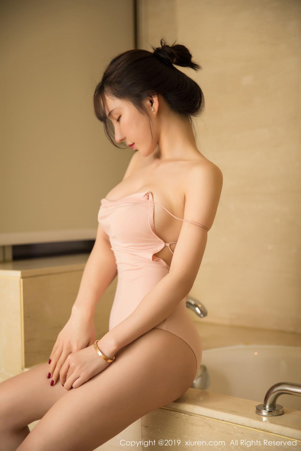 [XiuRen] Vol.1496 Zhou Yu Xi 22P, Bathroom, Xiuren, Zhou Yu Xi