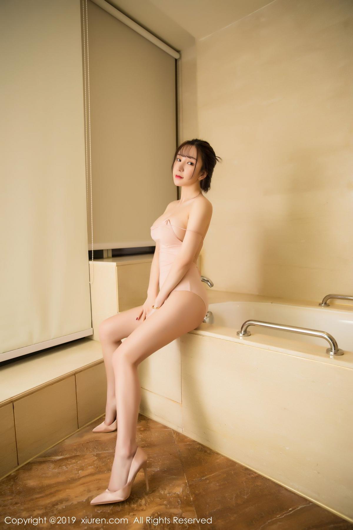 [XiuRen] Vol.1496 Zhou Yu Xi 23P, Bathroom, Xiuren, Zhou Yu Xi