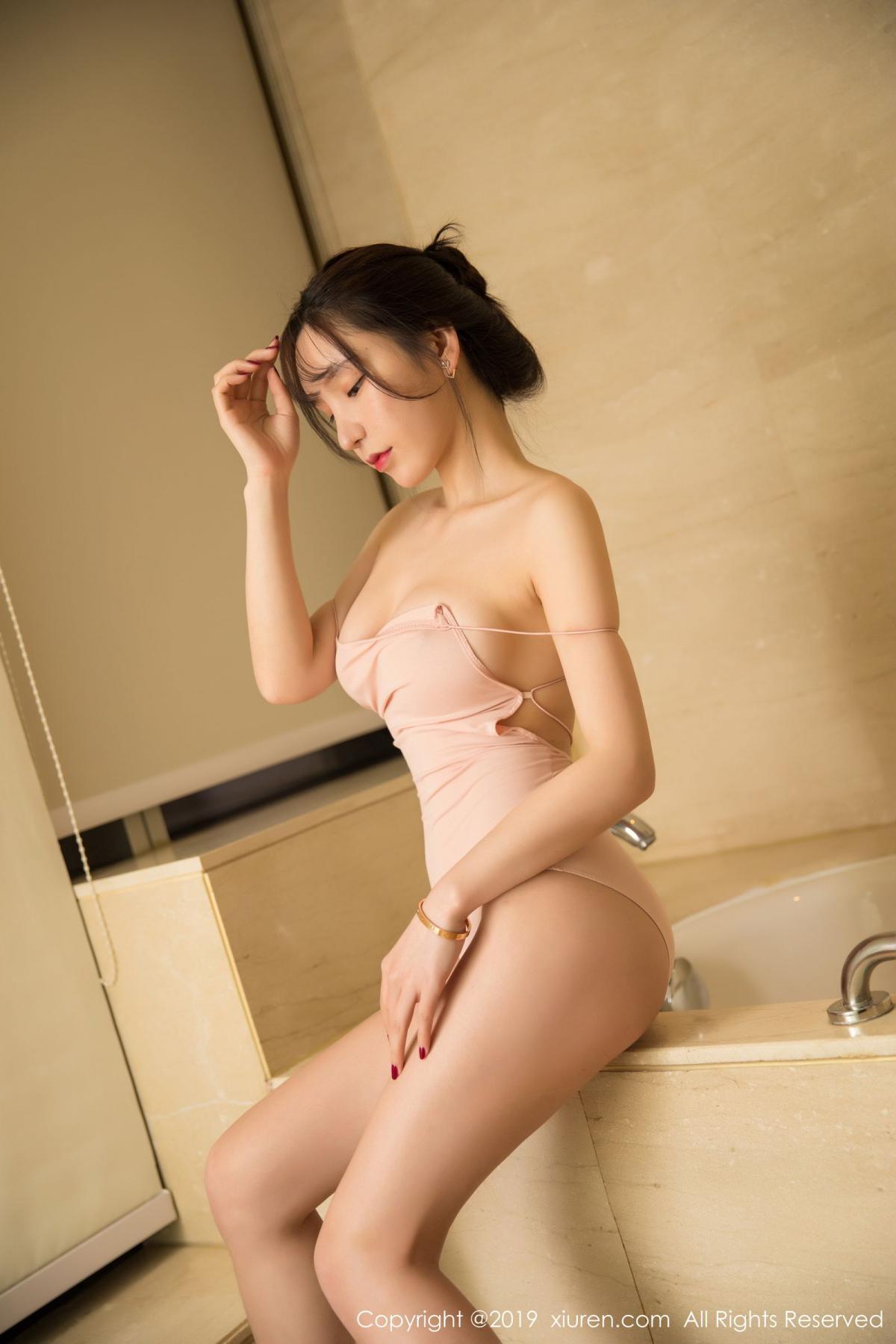 [XiuRen] Vol.1496 Zhou Yu Xi 24P, Bathroom, Xiuren, Zhou Yu Xi