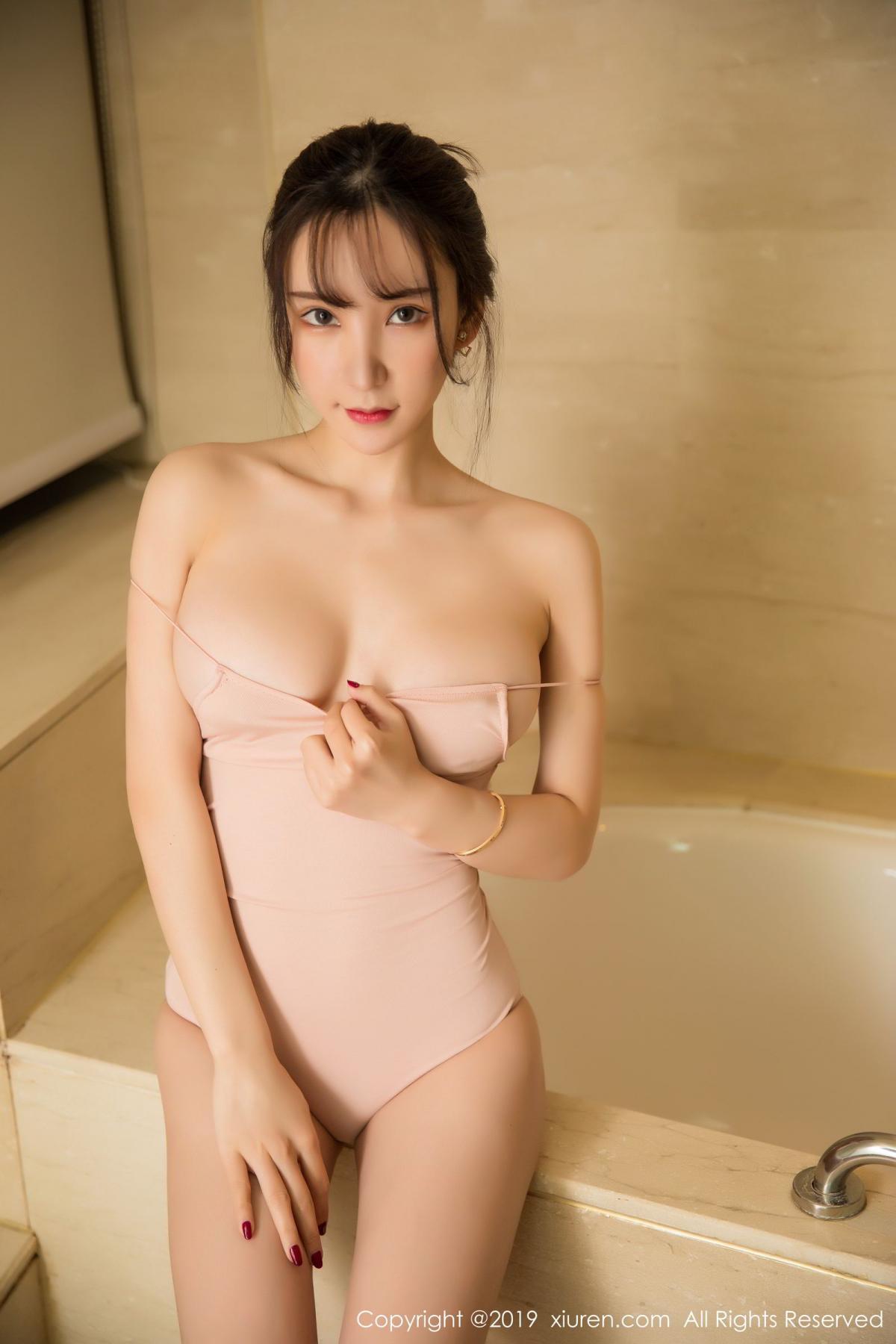 [XiuRen] Vol.1496 Zhou Yu Xi 28P, Bathroom, Xiuren, Zhou Yu Xi