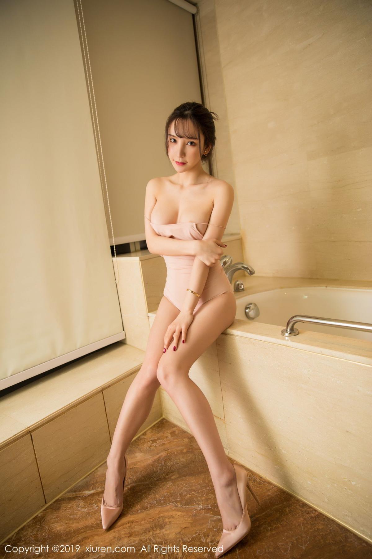 [XiuRen] Vol.1496 Zhou Yu Xi 30P, Bathroom, Xiuren, Zhou Yu Xi