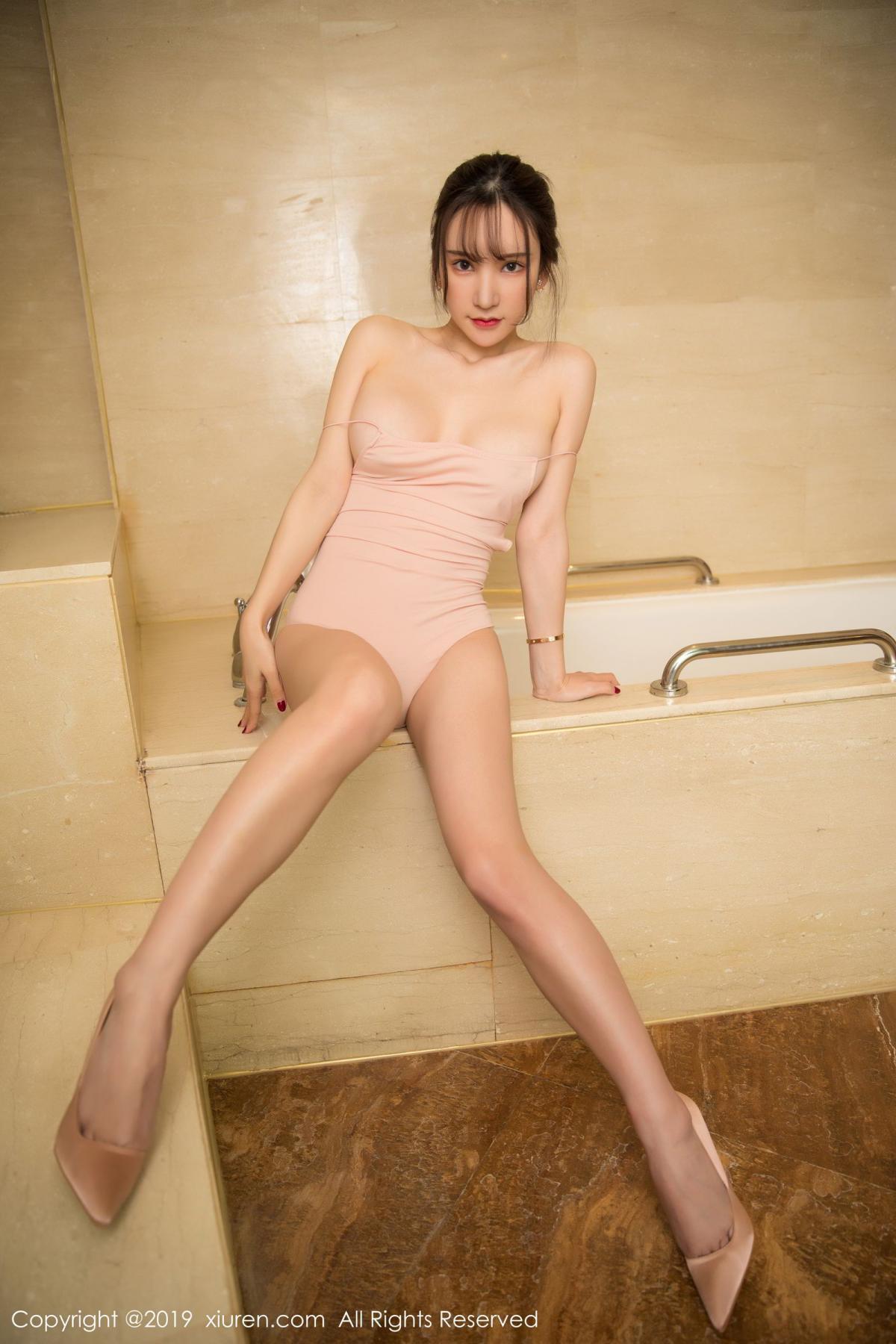[XiuRen] Vol.1496 Zhou Yu Xi 40P, Bathroom, Xiuren, Zhou Yu Xi