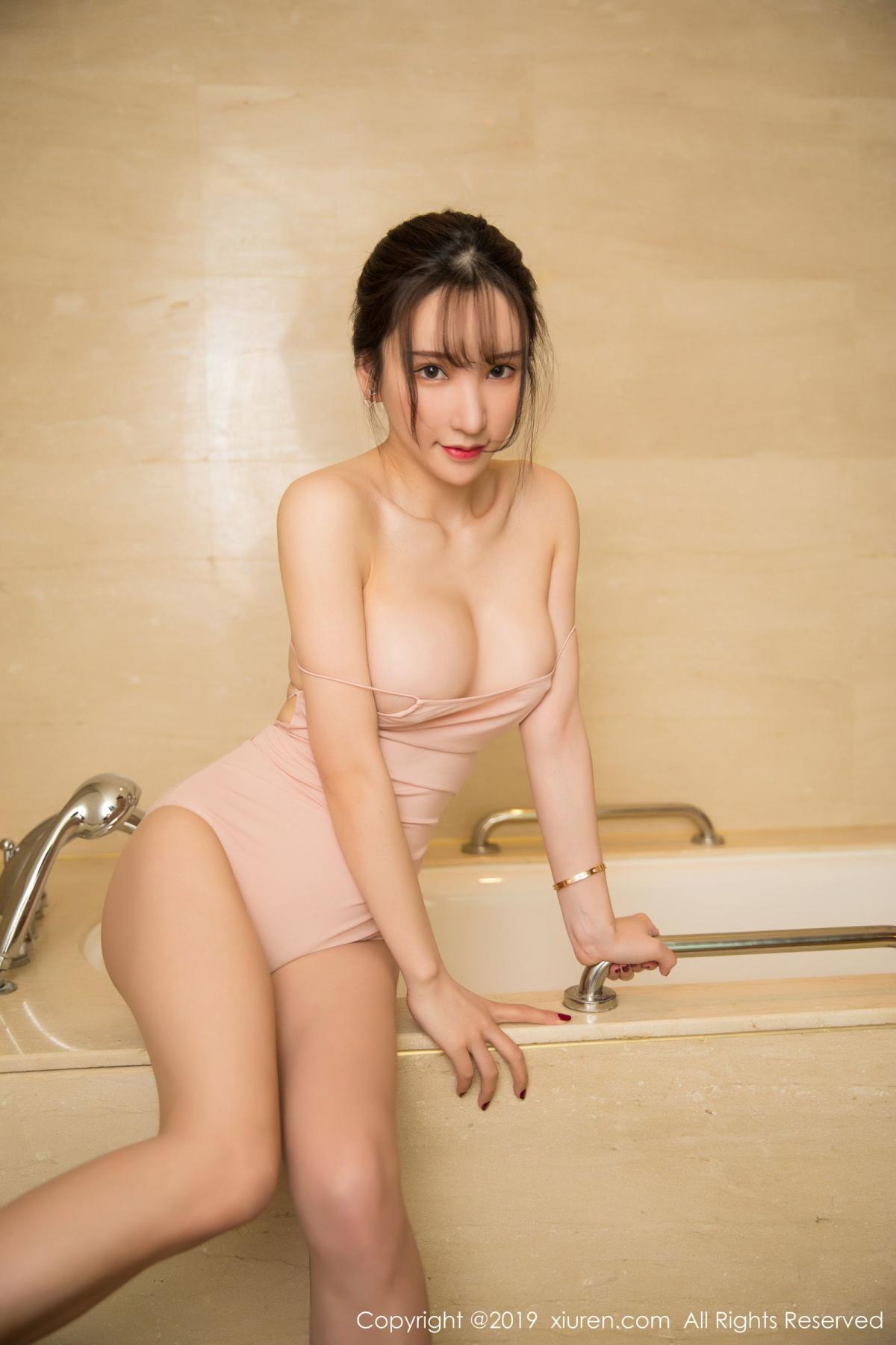 [XiuRen] Vol.1496 Zhou Yu Xi 41P, Bathroom, Xiuren, Zhou Yu Xi