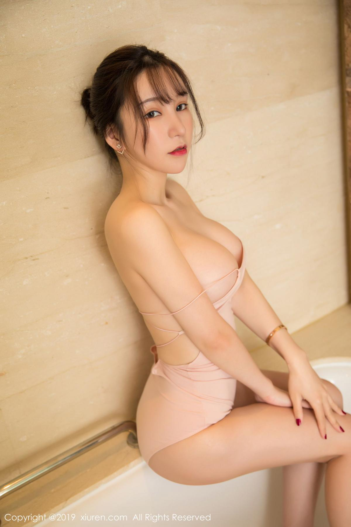 [XiuRen] Vol.1496 Zhou Yu Xi 46P, Bathroom, Xiuren, Zhou Yu Xi