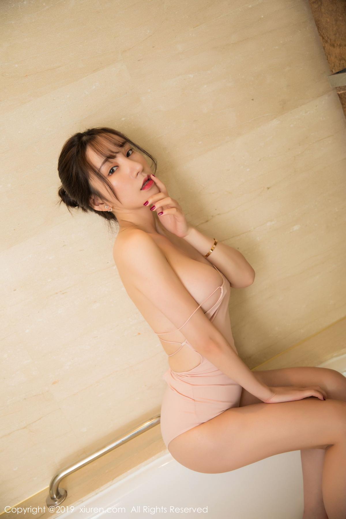[XiuRen] Vol.1496 Zhou Yu Xi 47P, Bathroom, Xiuren, Zhou Yu Xi