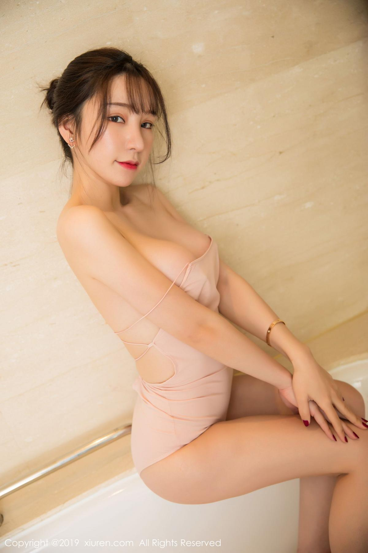 [XiuRen] Vol.1496 Zhou Yu Xi 48P, Bathroom, Xiuren, Zhou Yu Xi