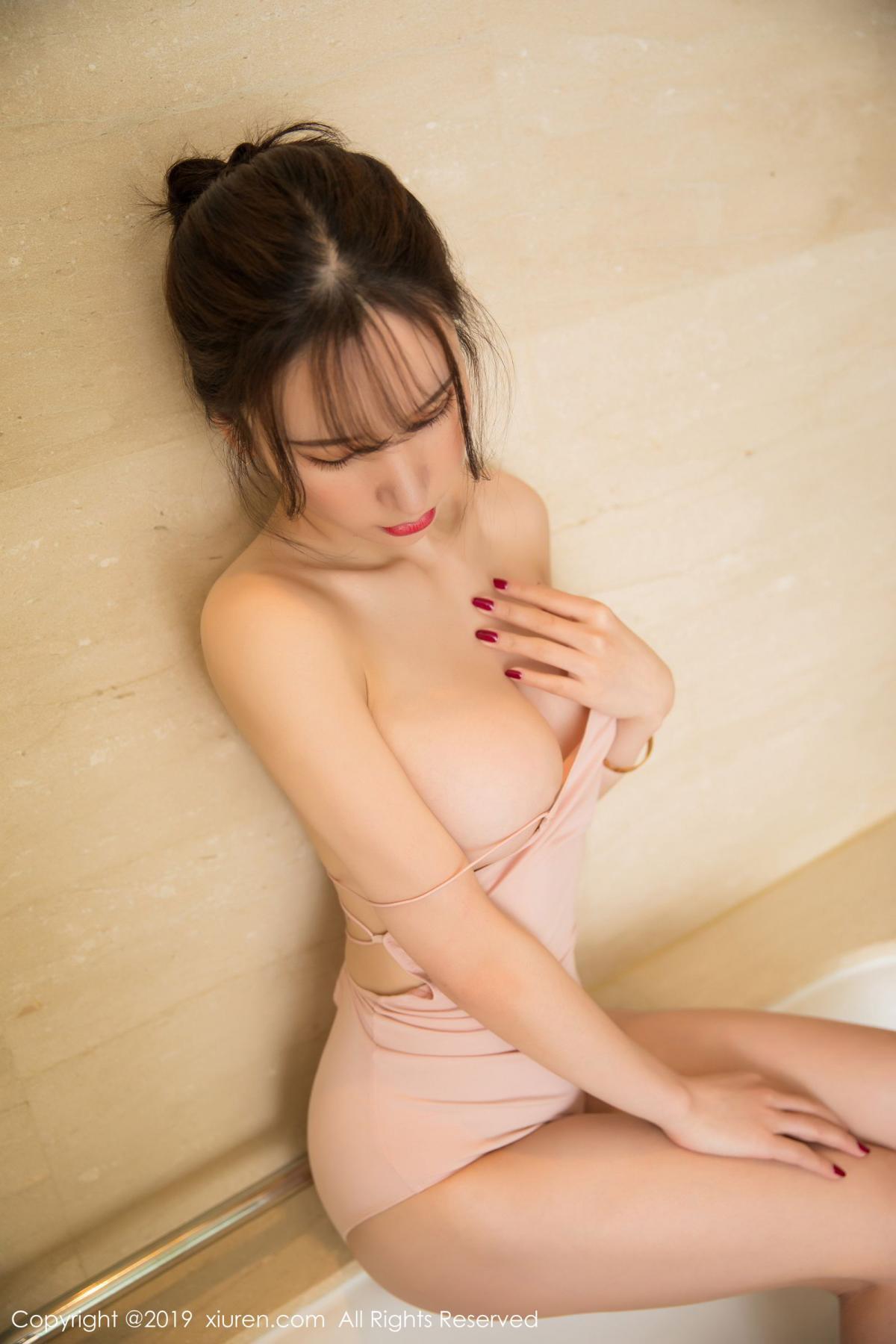 [XiuRen] Vol.1496 Zhou Yu Xi 54P, Bathroom, Xiuren, Zhou Yu Xi