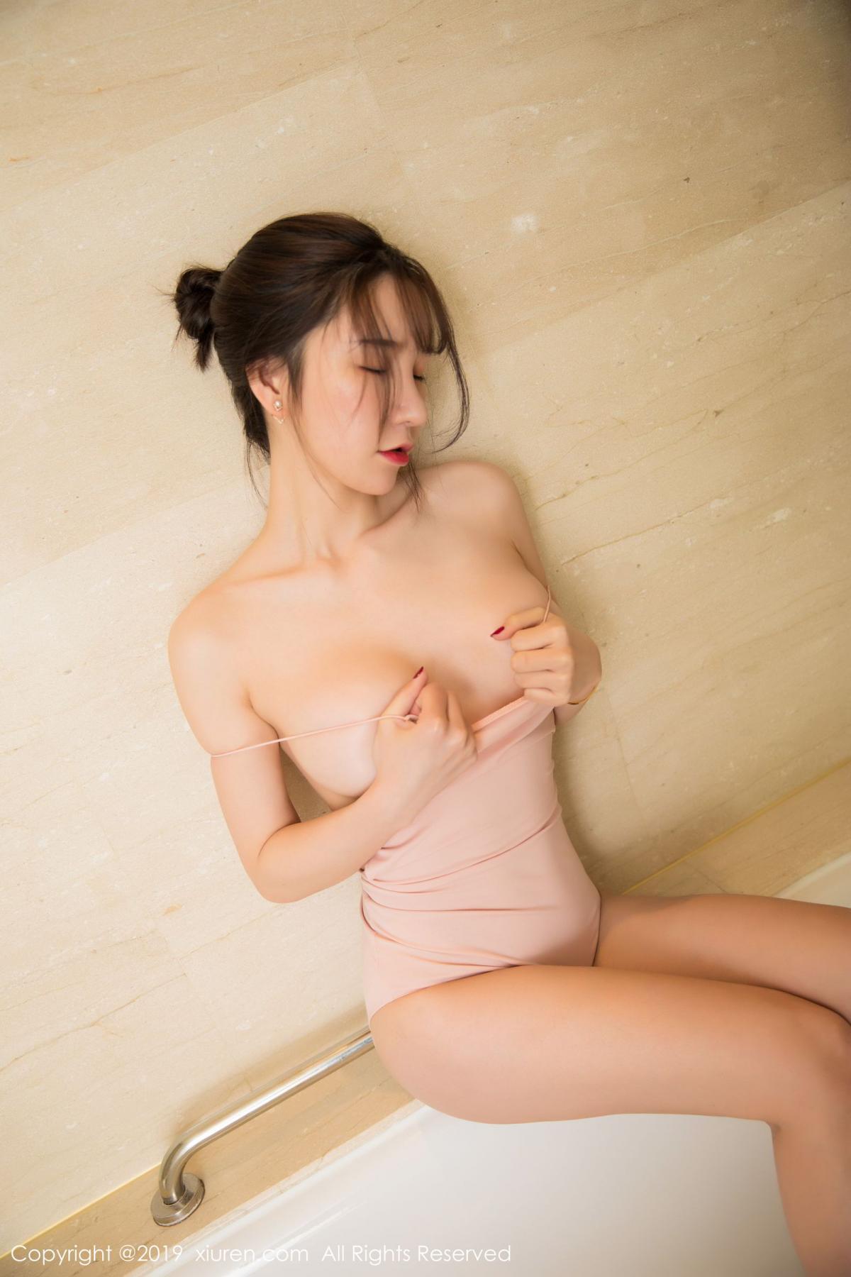 [XiuRen] Vol.1496 Zhou Yu Xi 56P, Bathroom, Xiuren, Zhou Yu Xi
