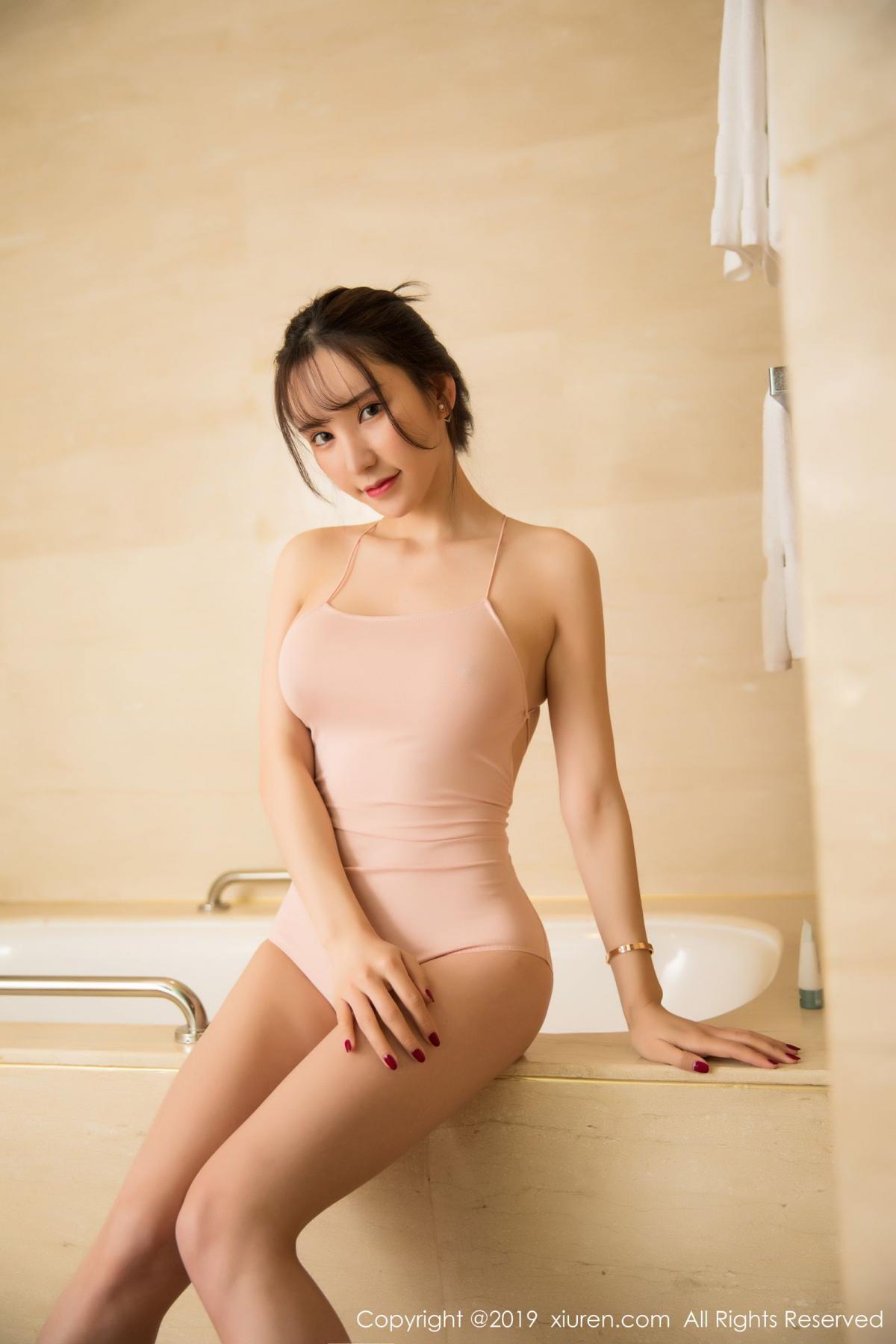 [XiuRen] Vol.1496 Zhou Yu Xi 9P, Bathroom, Xiuren, Zhou Yu Xi