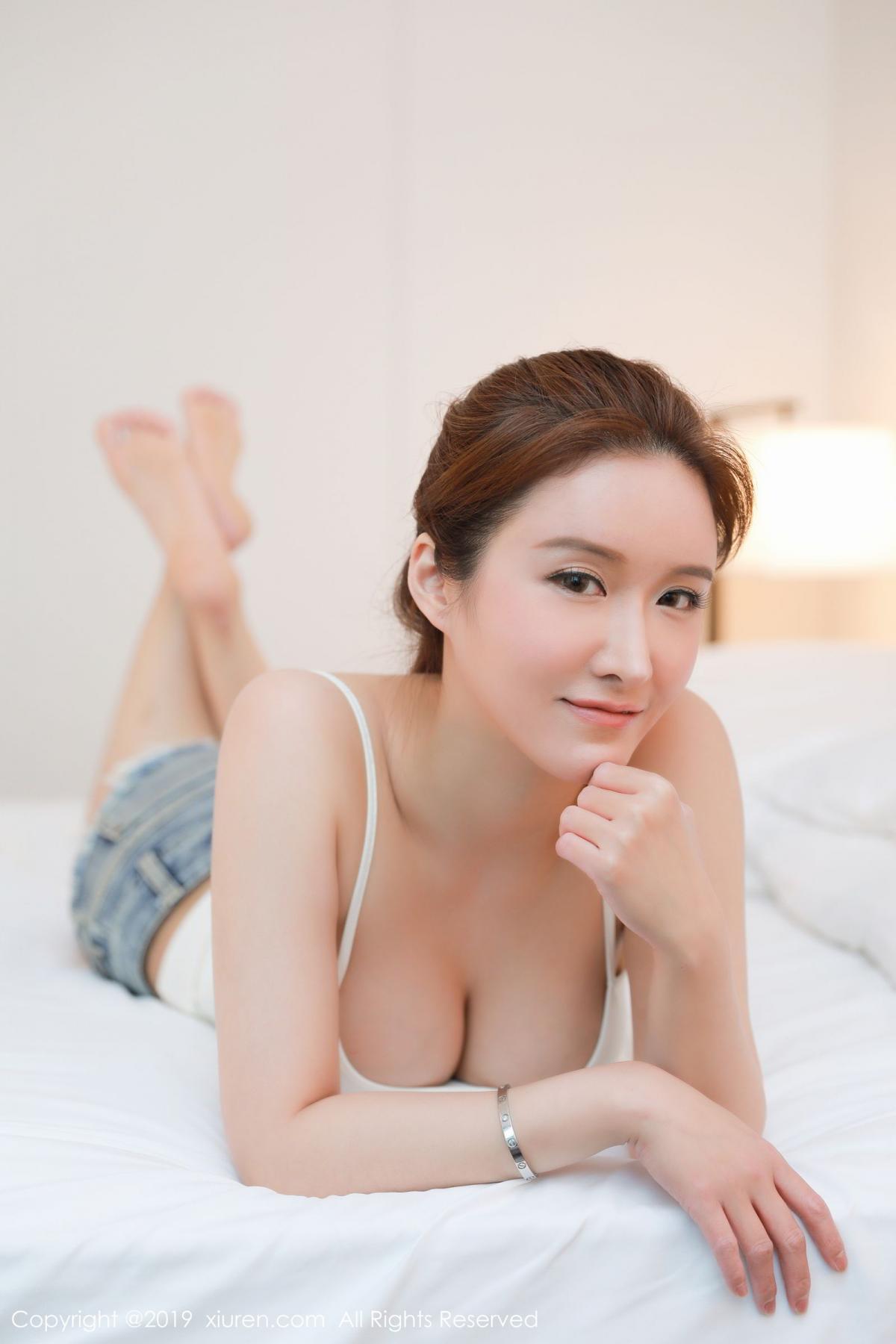 [XiuRen] Vol.1500 Jennanni Jen 22P, Black Silk, Jennanni Jen, Tall, Underwear, Xiuren