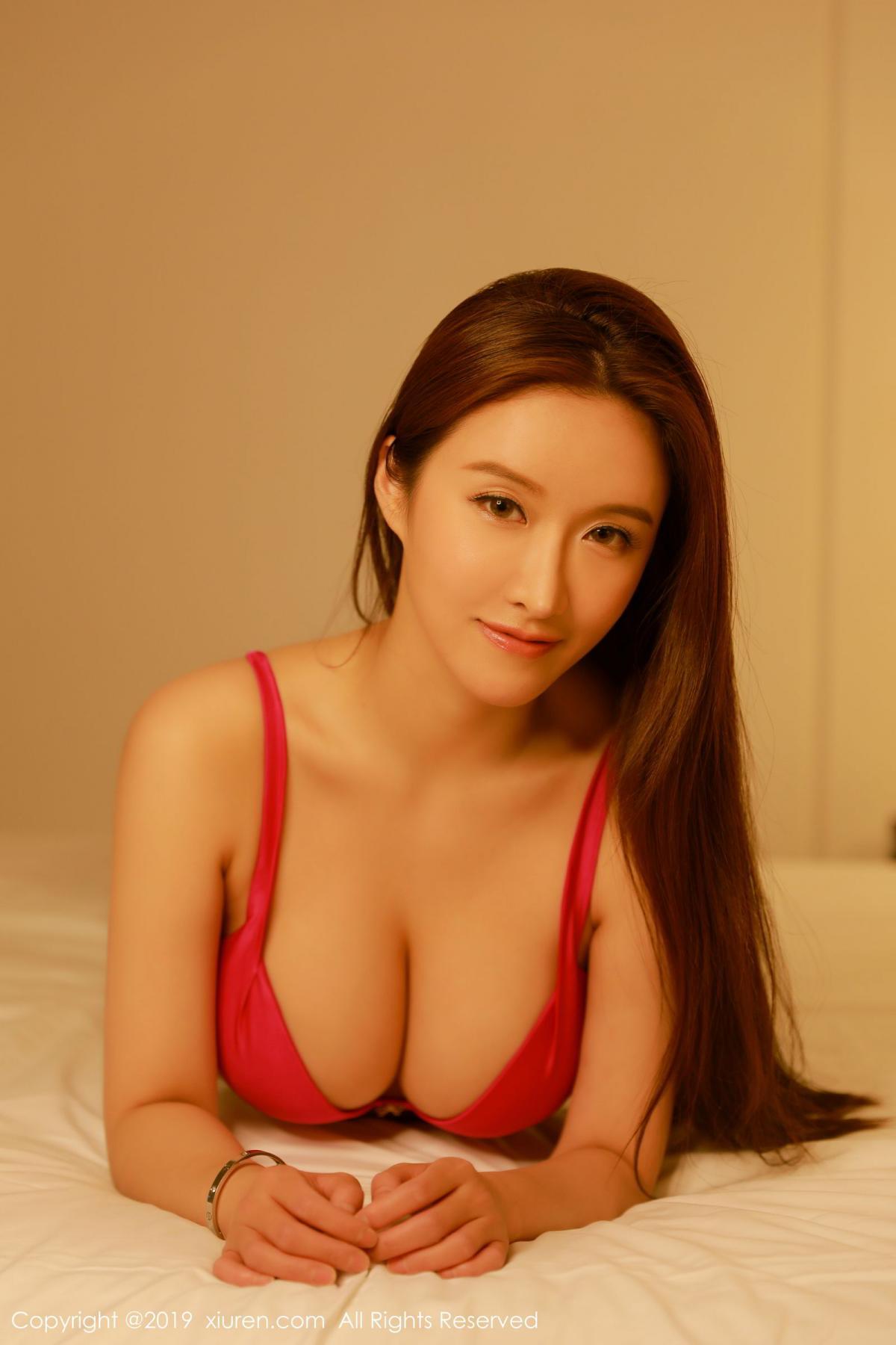 [XiuRen] Vol.1500 Jennanni Jen 35P, Black Silk, Jennanni Jen, Tall, Underwear, Xiuren