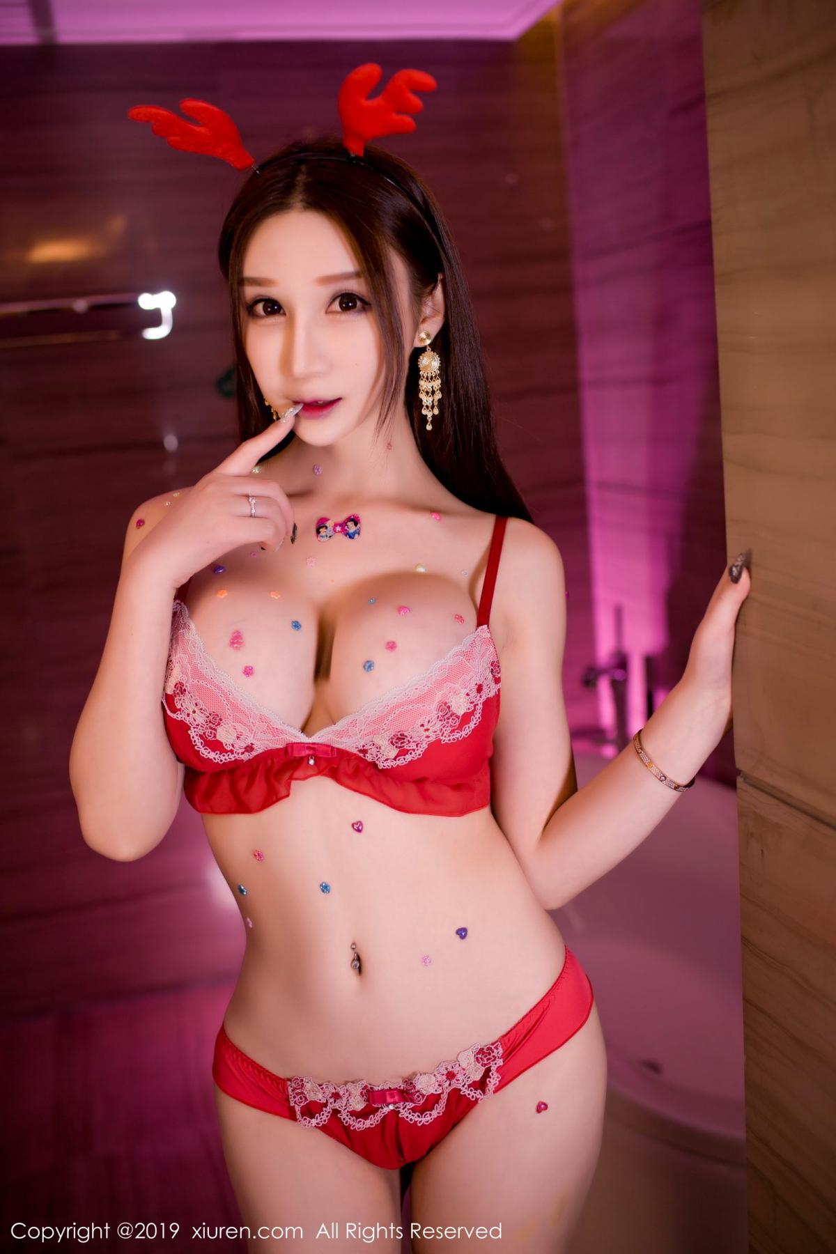 [XiuRen] Vol.1506 Li Mi Er 25P, Li Mi Er, Underwear, Xiuren