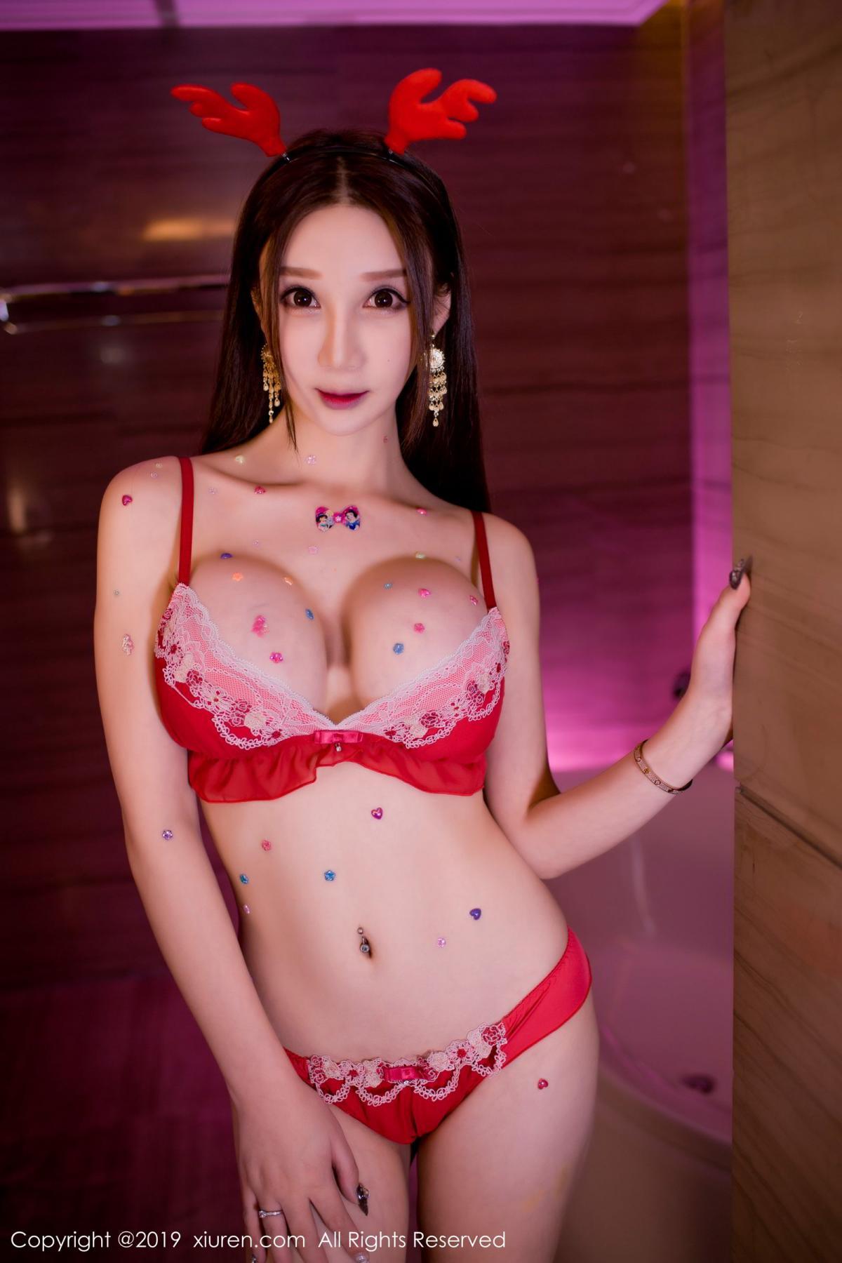 [XiuRen] Vol.1506 Li Mi Er 26P, Li Mi Er, Underwear, Xiuren