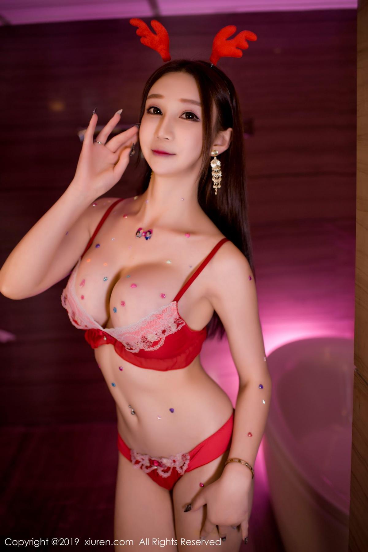 [XiuRen] Vol.1506 Li Mi Er 27P, Li Mi Er, Underwear, Xiuren
