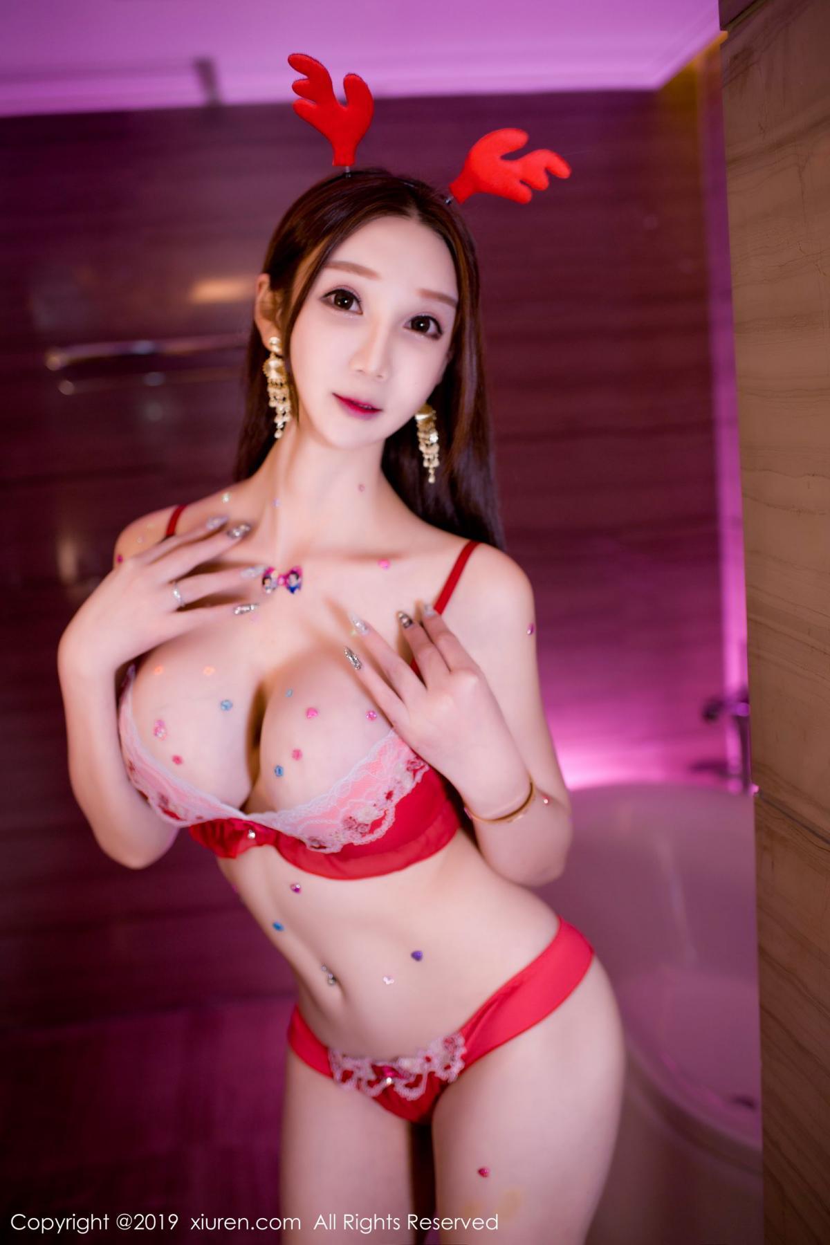 [XiuRen] Vol.1506 Li Mi Er 29P, Li Mi Er, Underwear, Xiuren