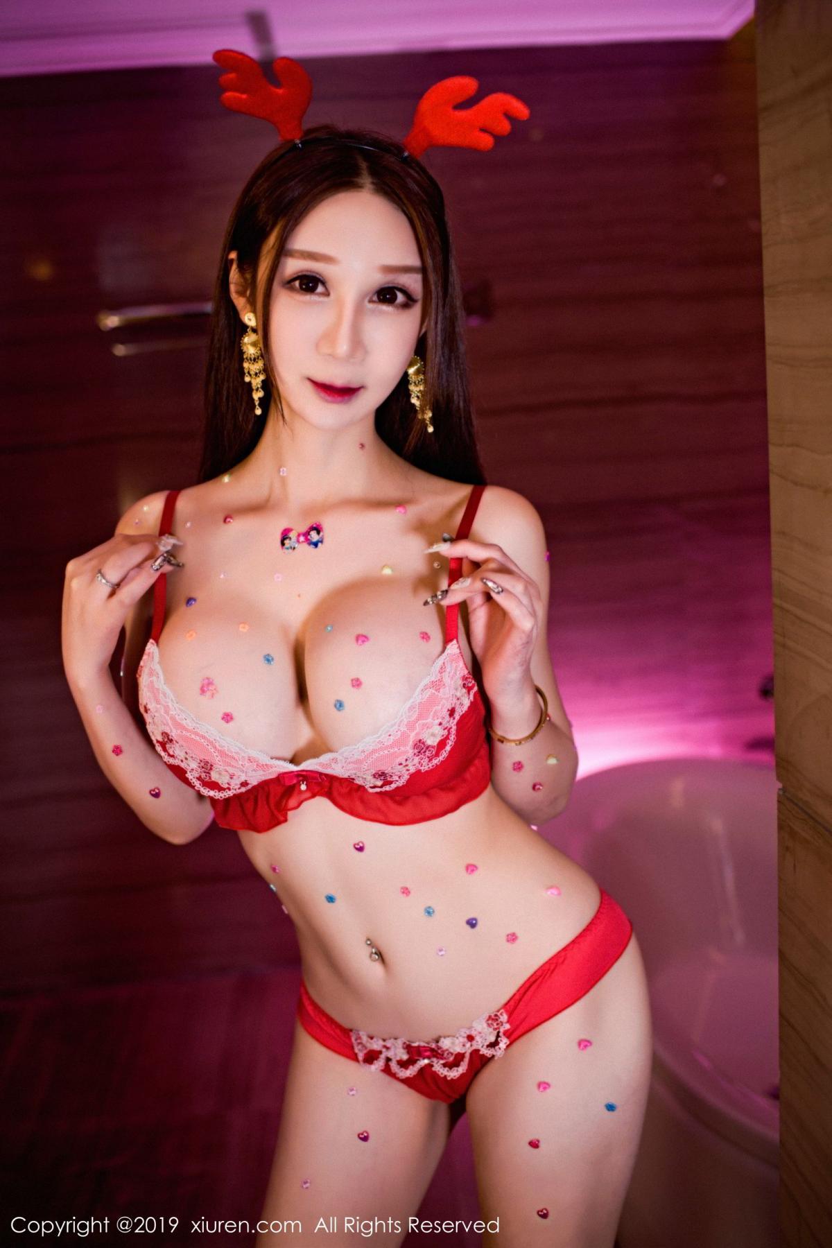 [XiuRen] Vol.1506 Li Mi Er 30P, Li Mi Er, Underwear, Xiuren