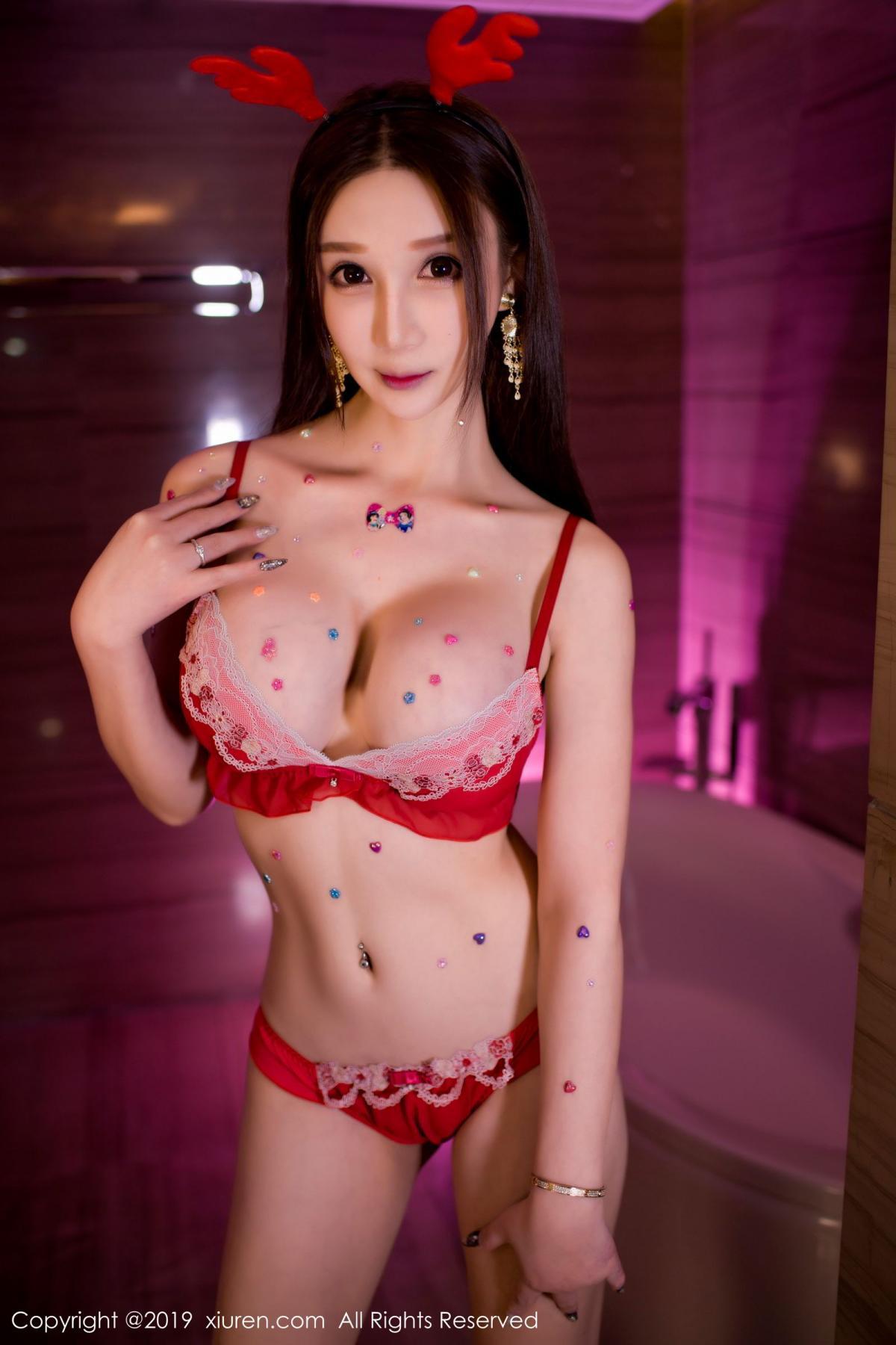 [XiuRen] Vol.1506 Li Mi Er 33P, Li Mi Er, Underwear, Xiuren