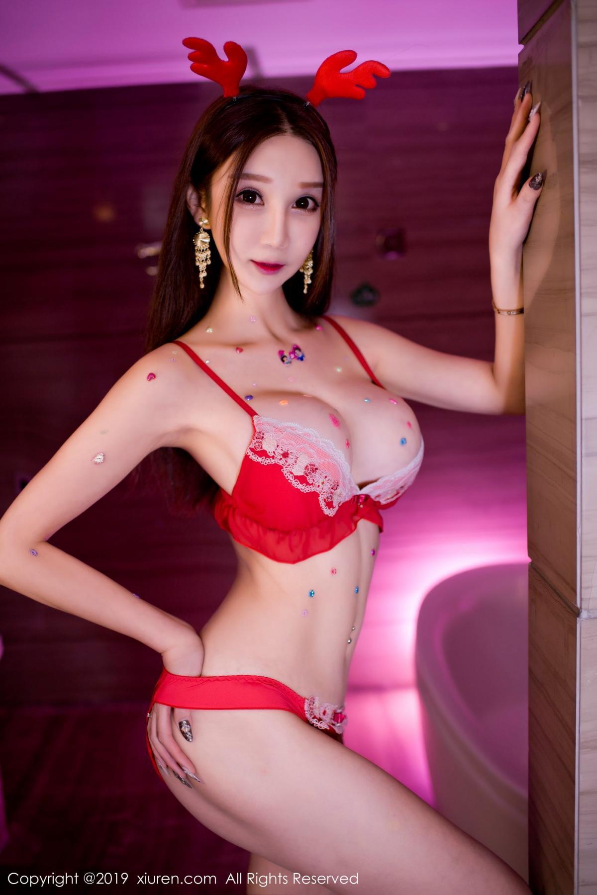 [XiuRen] Vol.1506 Li Mi Er 34P, Li Mi Er, Underwear, Xiuren
