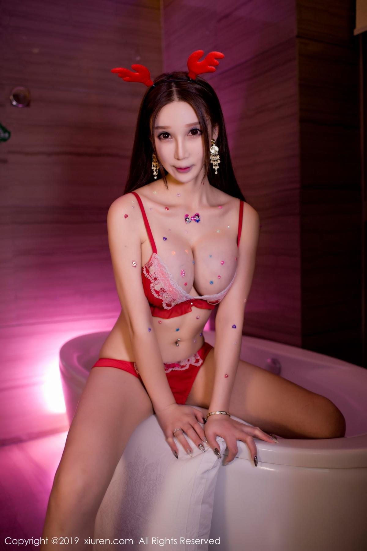 [XiuRen] Vol.1506 Li Mi Er 37P, Li Mi Er, Underwear, Xiuren