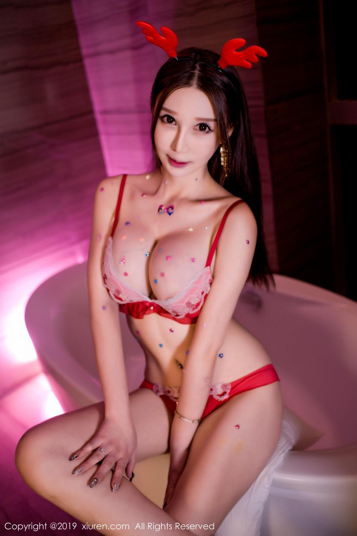 [XiuRen] Vol.1506 Li Mi Er 39P, Li Mi Er, Underwear, Xiuren