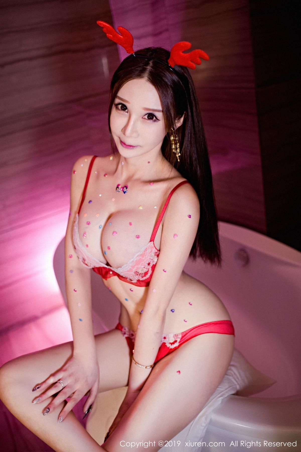 [XiuRen] Vol.1506 Li Mi Er 40P, Li Mi Er, Underwear, Xiuren