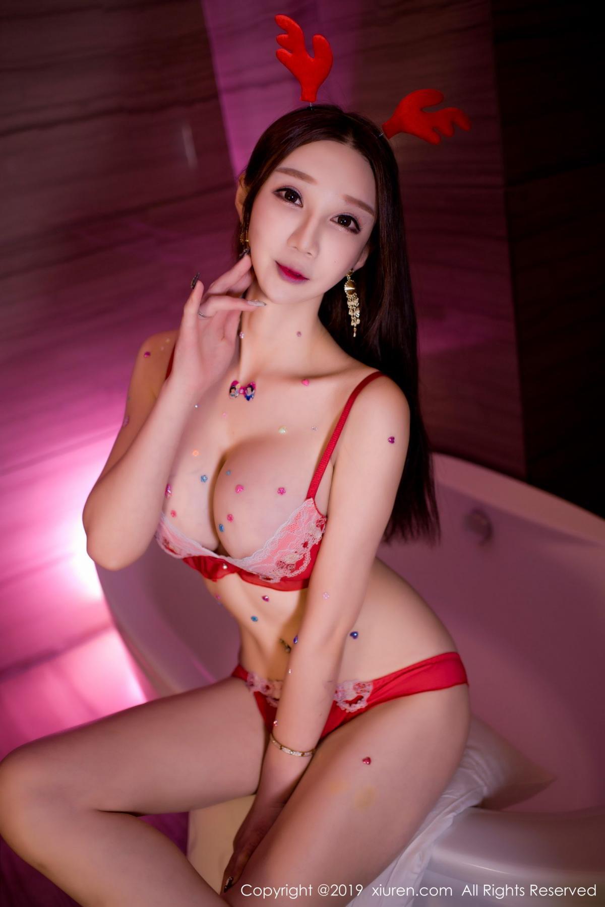 [XiuRen] Vol.1506 Li Mi Er 41P, Li Mi Er, Underwear, Xiuren