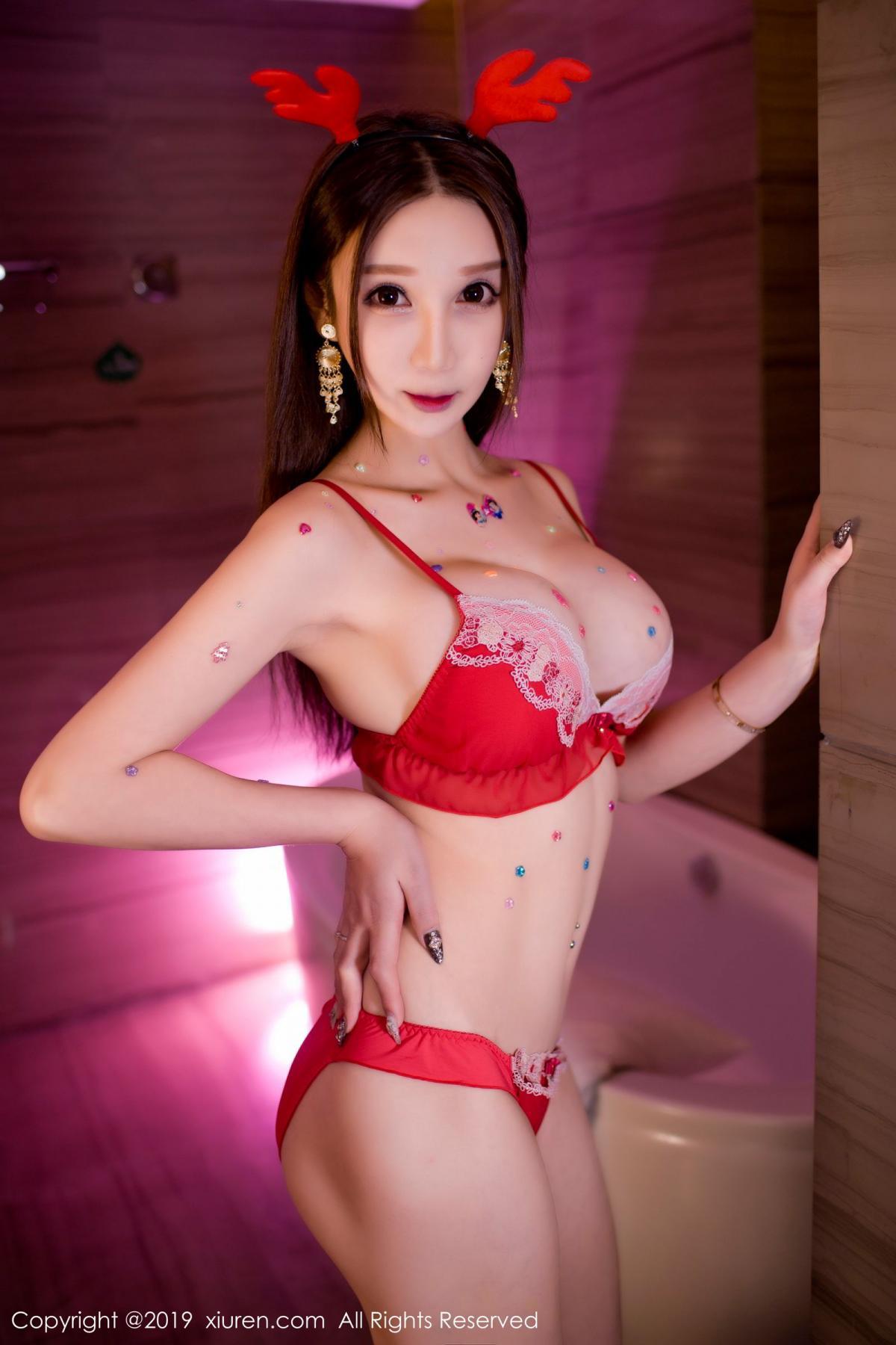 [XiuRen] Vol.1506 Li Mi Er 42P, Li Mi Er, Underwear, Xiuren
