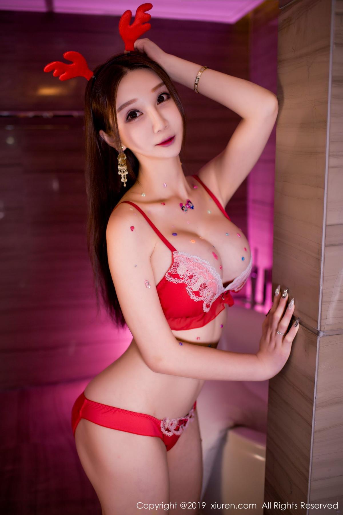 [XiuRen] Vol.1506 Li Mi Er 43P, Li Mi Er, Underwear, Xiuren
