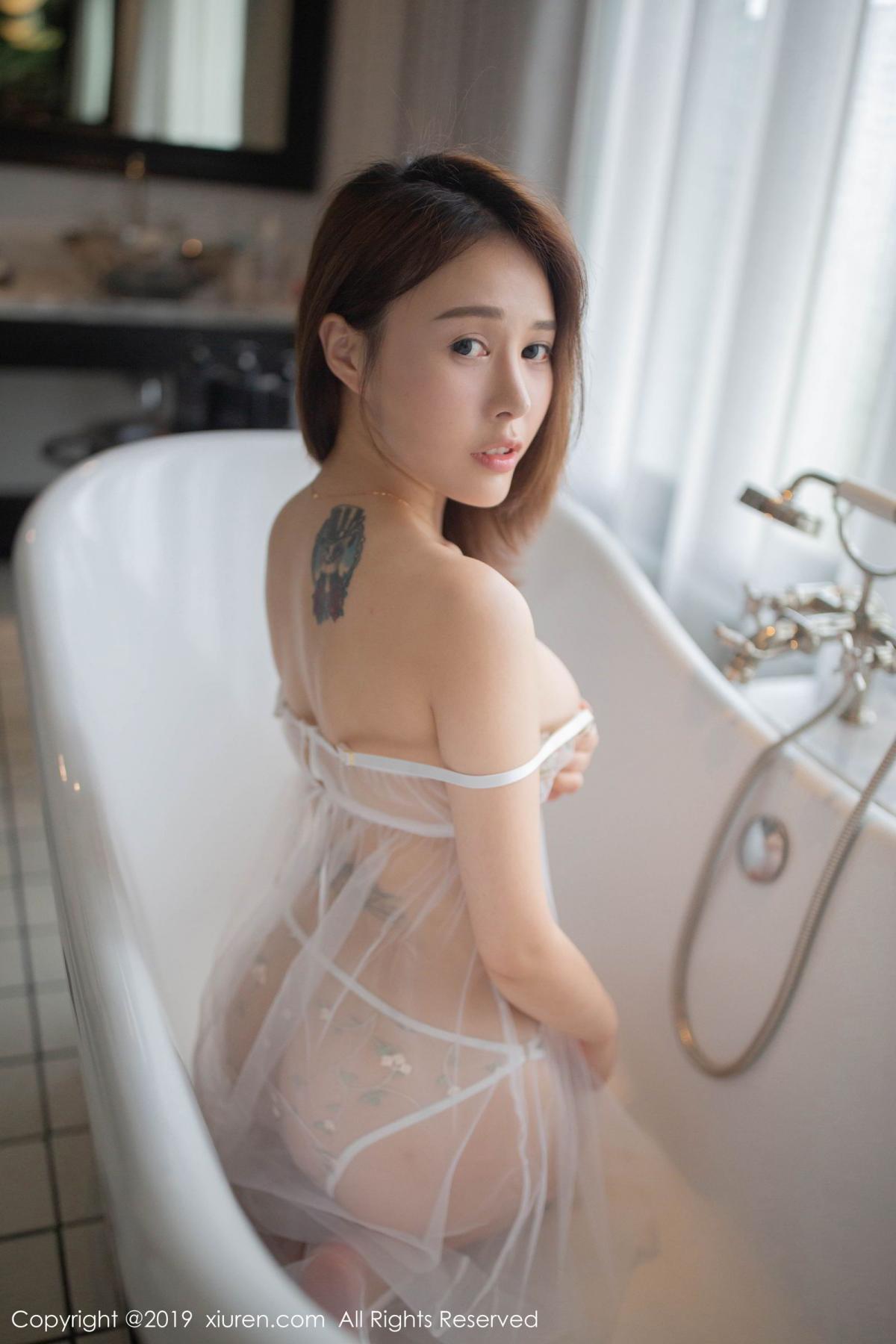 [XiuRen] Vol.1514 Evelyn Ai Li 3P, Adult, Evelyn Ai Li, Underwear, Xiuren