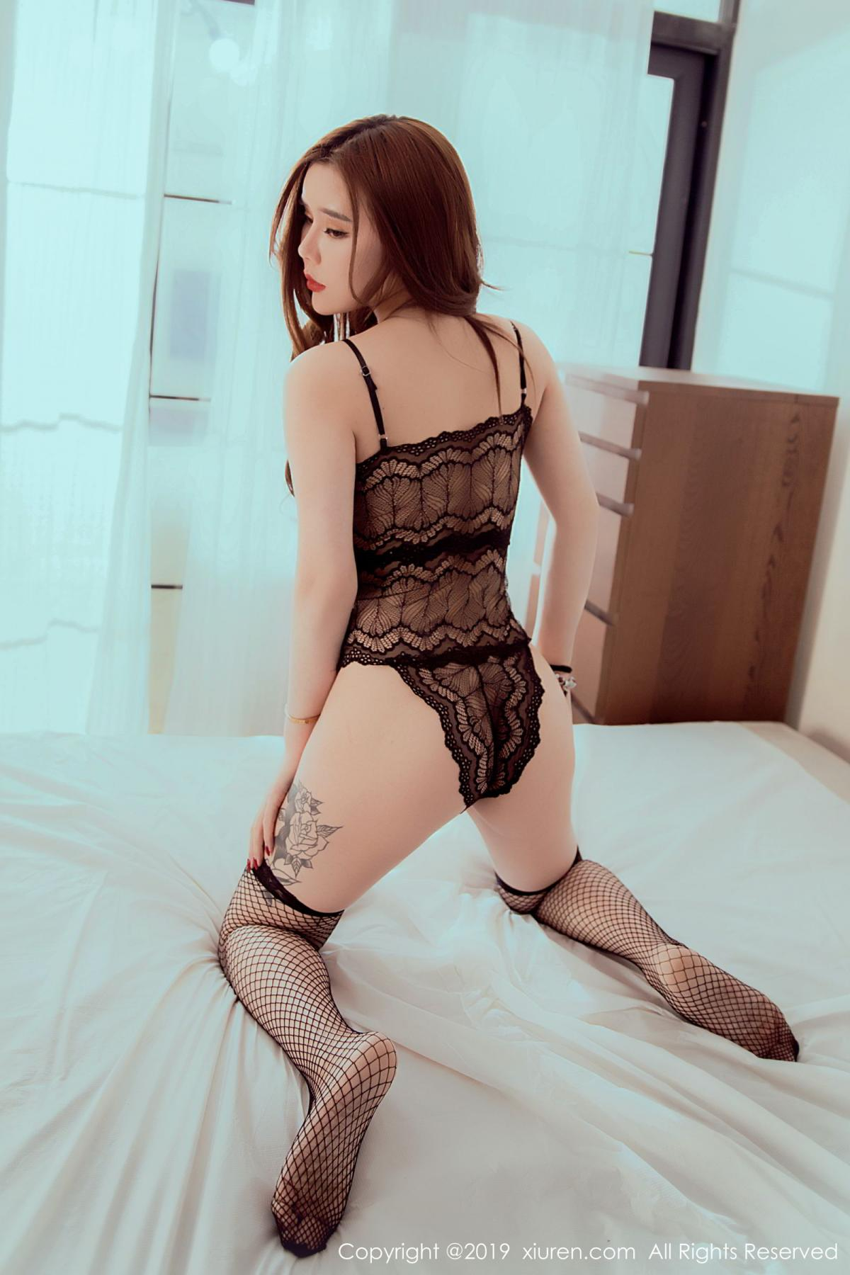 [XiuRen] Vol.1515 Ai Li Sha Lisa 40P, Ai Li Sha Lisa, Big Booty, Underwear, Xiuren
