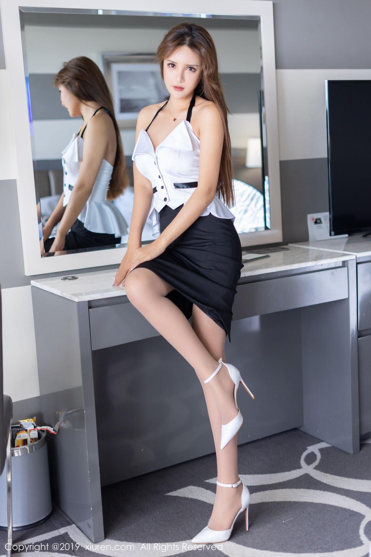 [XiuRen] Vol.1519 Solo Yi Fei 6P, Solo Yi Fei, Underwear, Xiuren