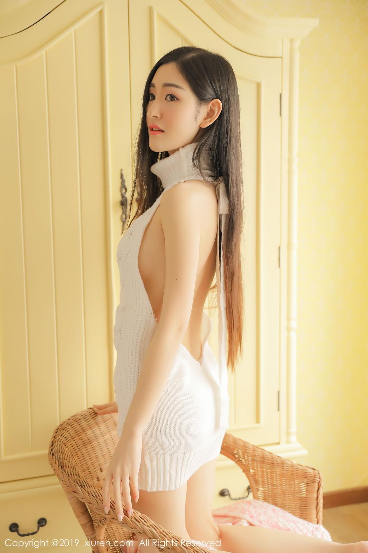 [XiuRen] Vol.1520 Shen Meng Yao 3P, Shen Meng Yao, Underwear, Xiuren