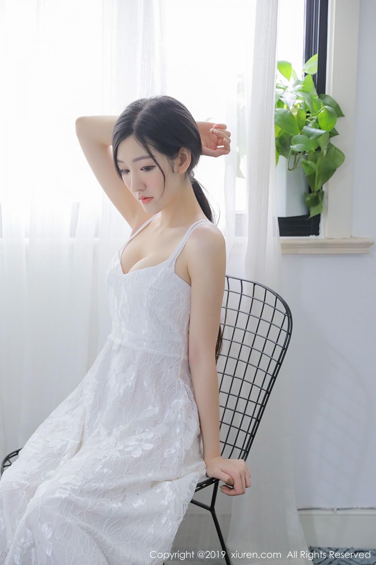[XiuRen] Vol.1520 Shen Meng Yao 7P, Shen Meng Yao, Underwear, Xiuren