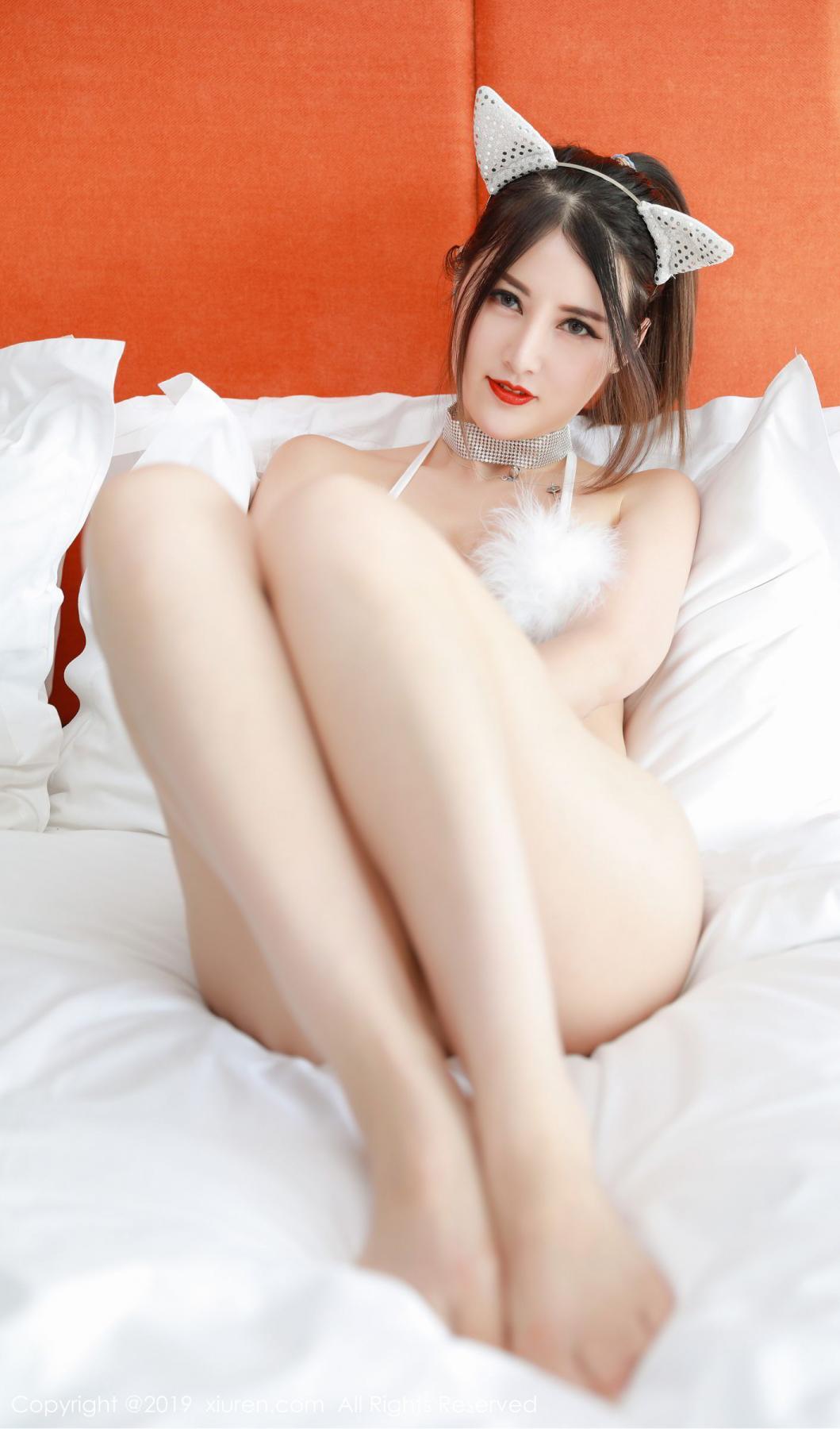 [XiuRen] Vol.1527 Chen Shi Shi 23P, Black Silk, Chen Shi Shi, Tall, Underwear, Xiuren