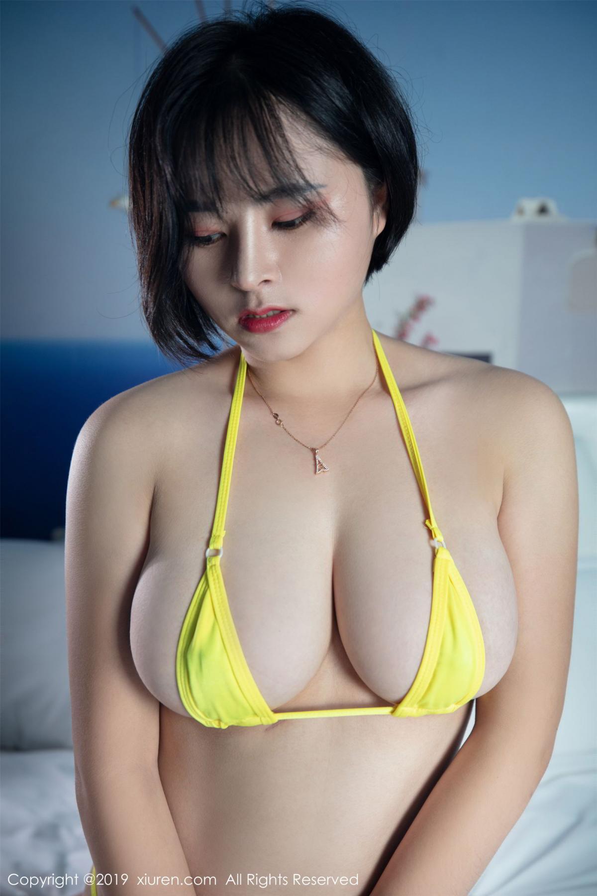 [XiuRen] Vol.1531 Yu Xi Bao Bao 50P, Sisters, Underwear, Xiuren, Yu Xi Bao Bao