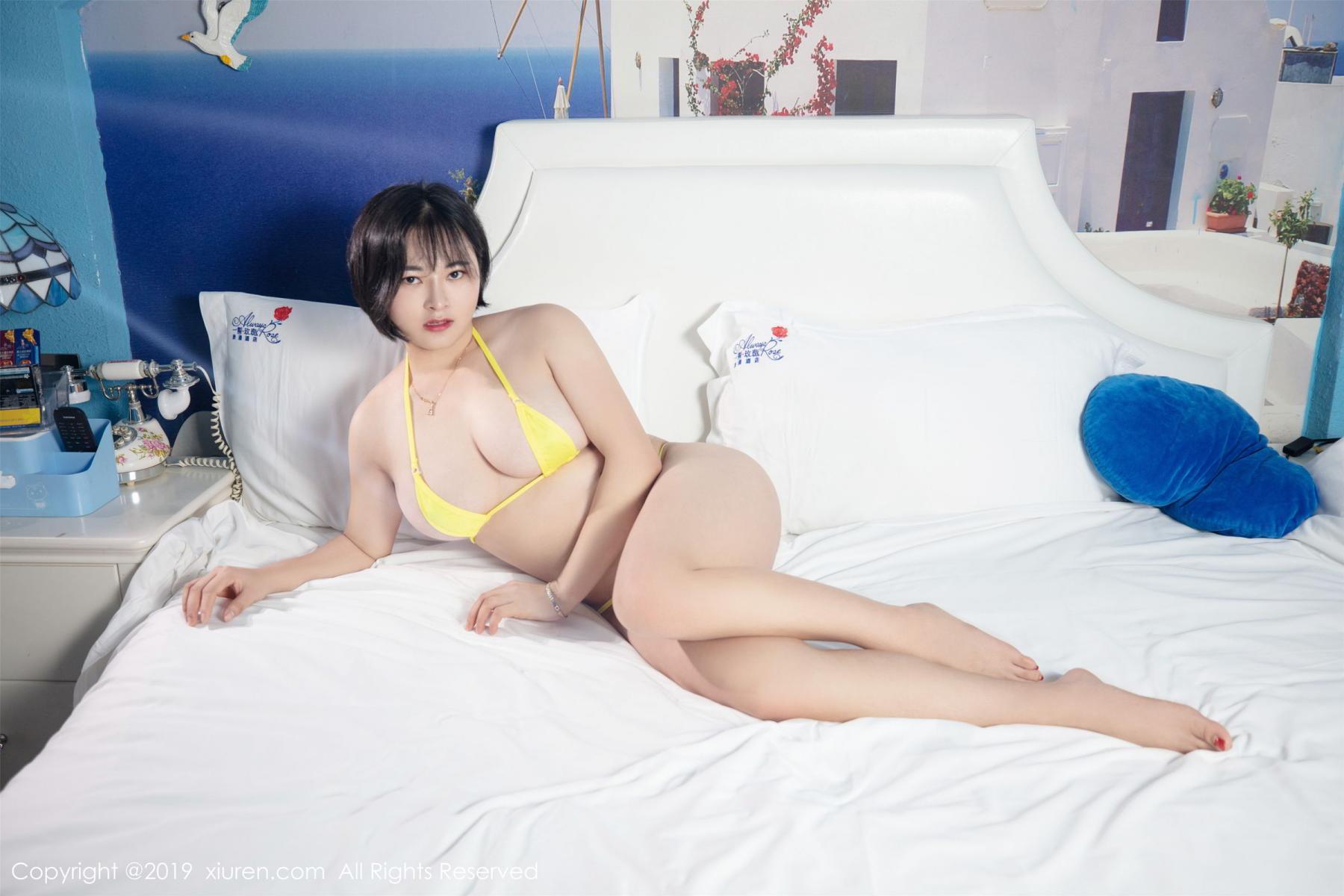 [XiuRen] Vol.1531 Yu Xi Bao Bao 52P, Sisters, Underwear, Xiuren, Yu Xi Bao Bao