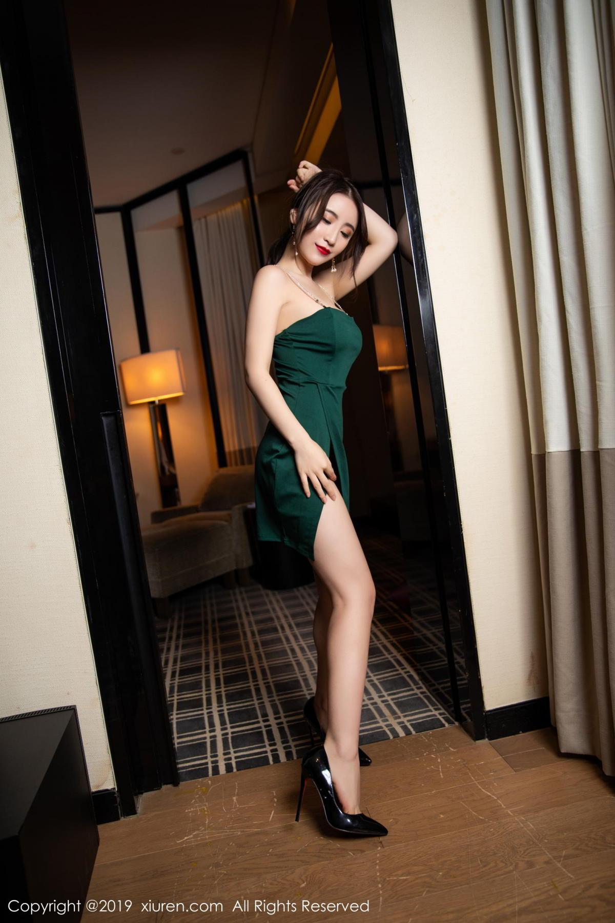 [XiuRen] Vol.1533 Xie Zhi Xin 22P, Tall, Xie Zhi Xin, Xiuren