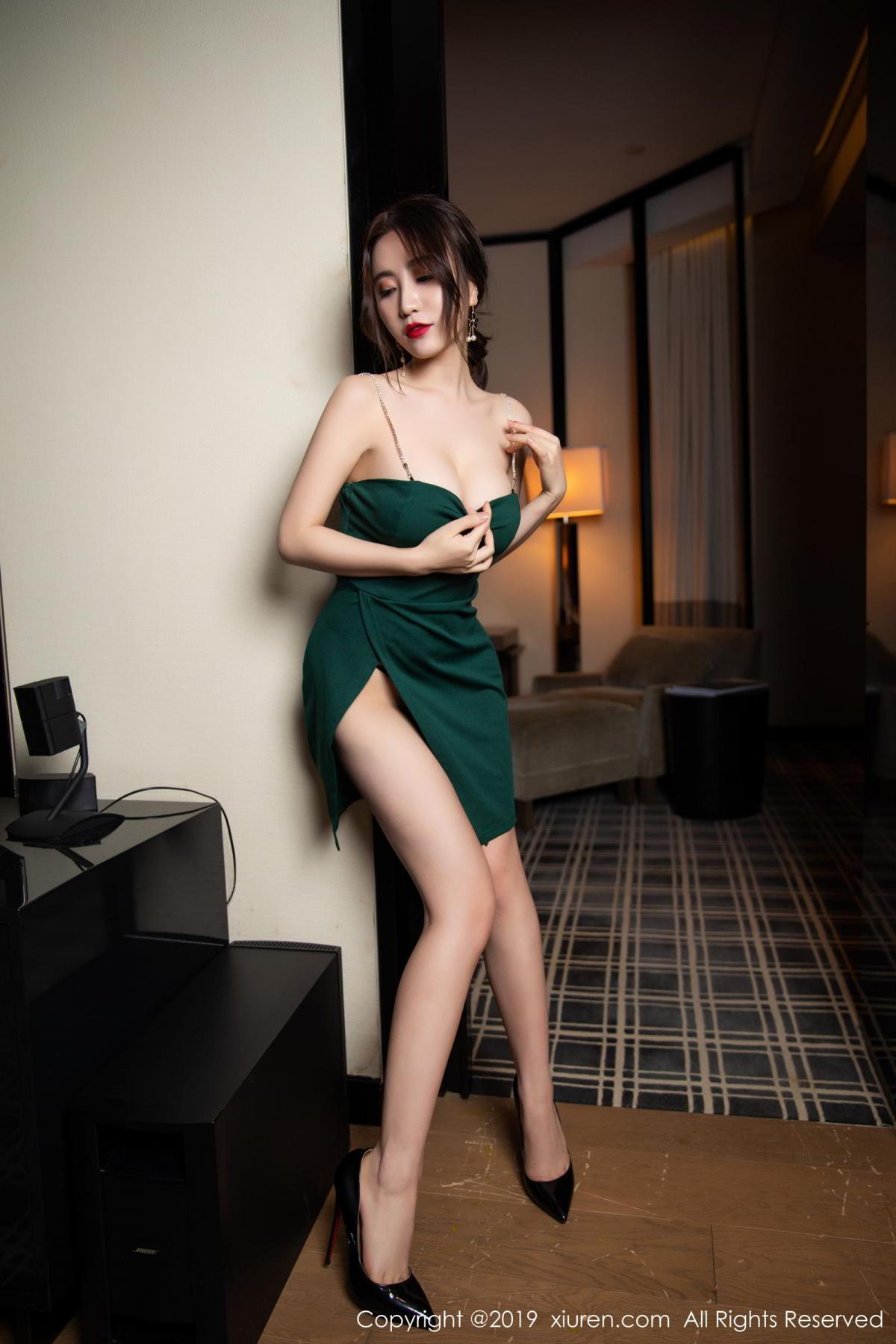 [XiuRen] Vol.1533 Xie Zhi Xin 27P, Tall, Xie Zhi Xin, Xiuren